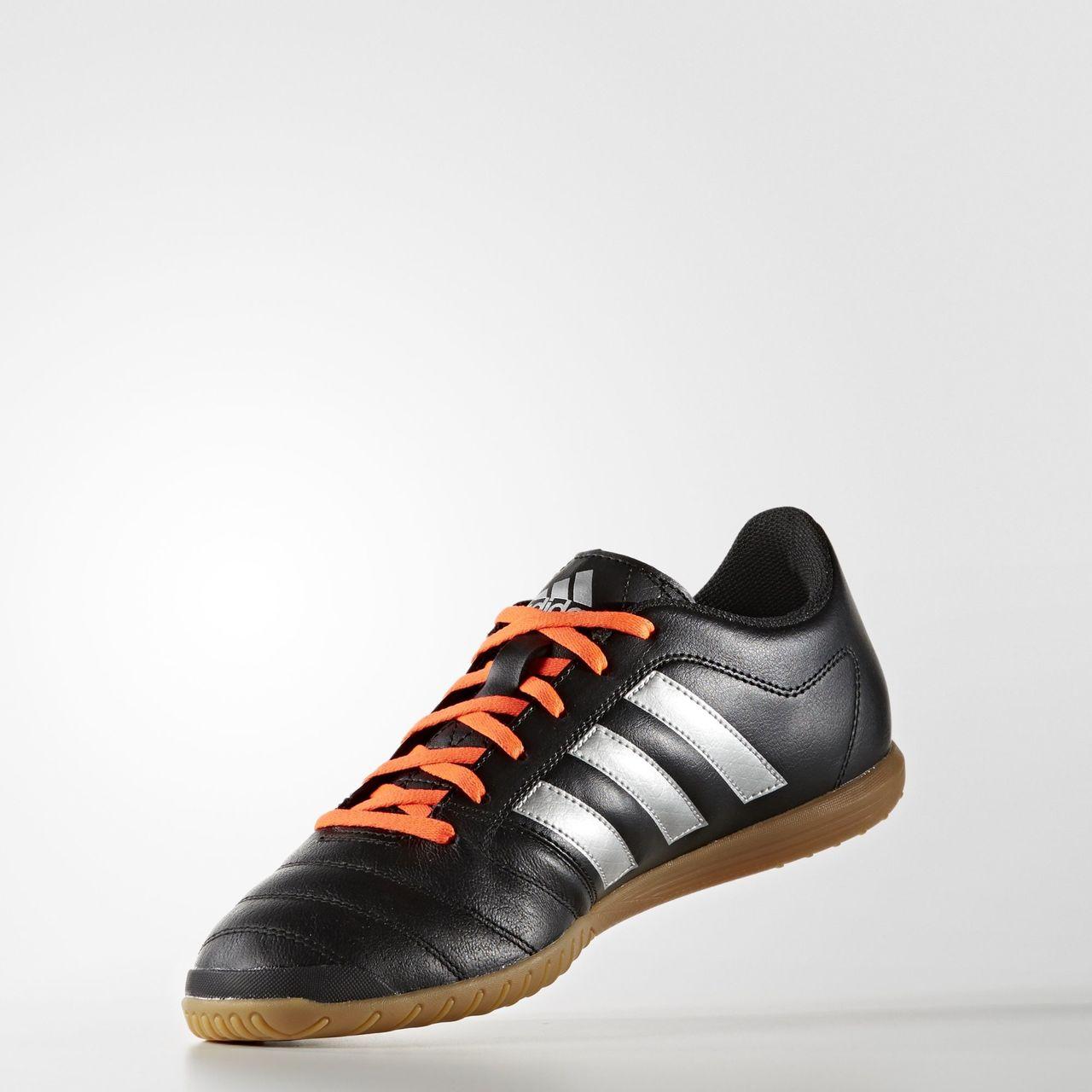 Al frente amplificación igualdad  Adidas Gloro 16.2 Indoor Shoes - Core Black / Silver Met / Solar Red |  Equipment | Football shirt blog