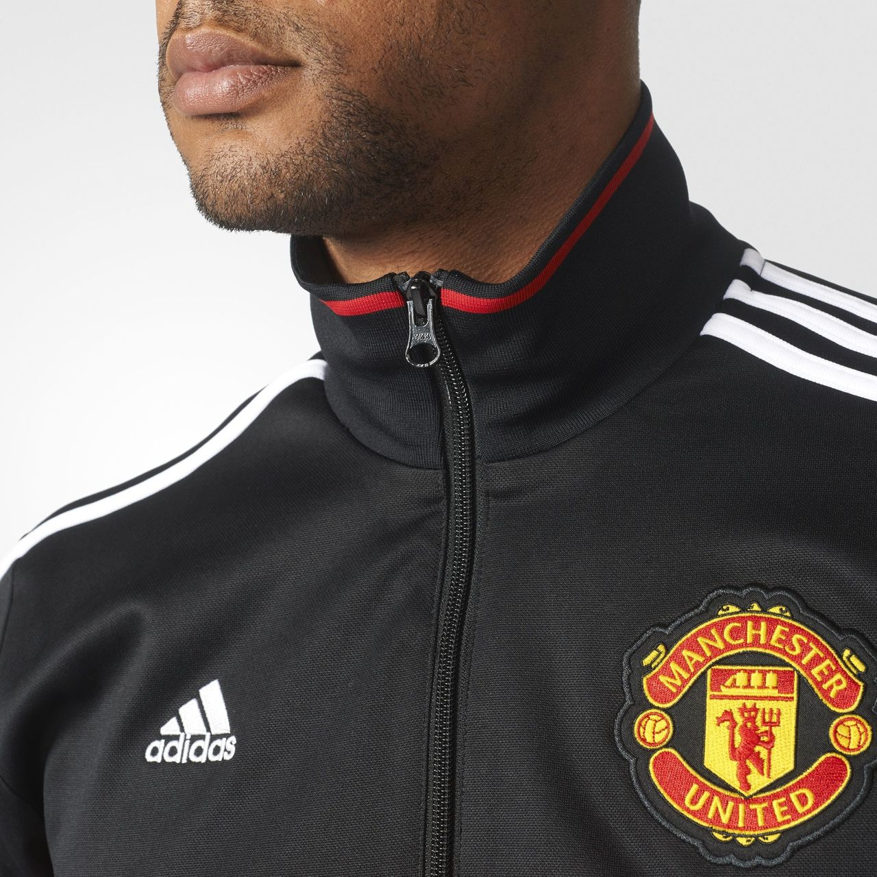 3f80f11da1dae ... Click to enlarge image  adidas manchester united 3 stripes track jacket black real red white g.jpg  ...