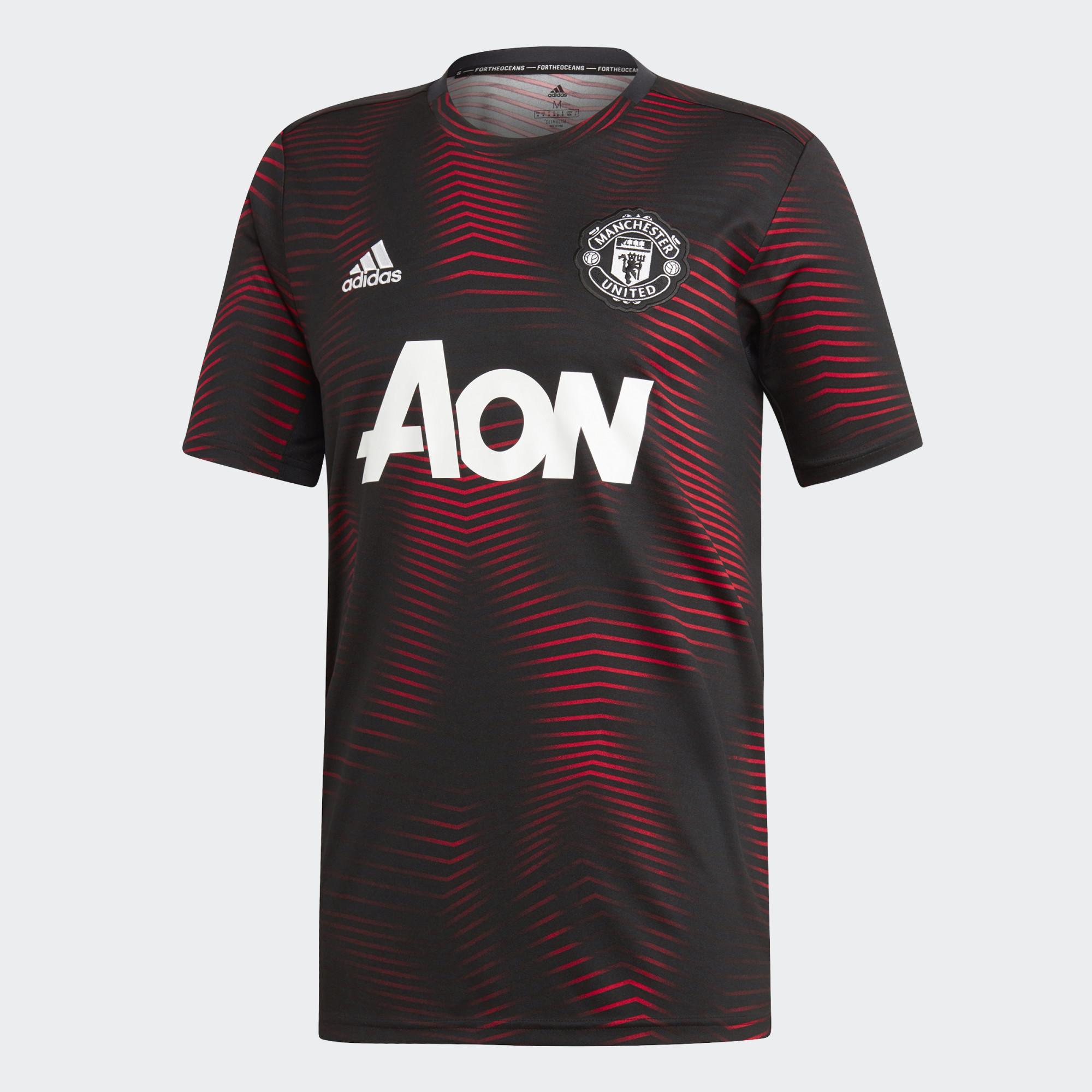 0b1e3ad0f Click to enlarge image  Manchester United Home Pre-Match Jersey Black DP2285 01 laydown.jpg ...