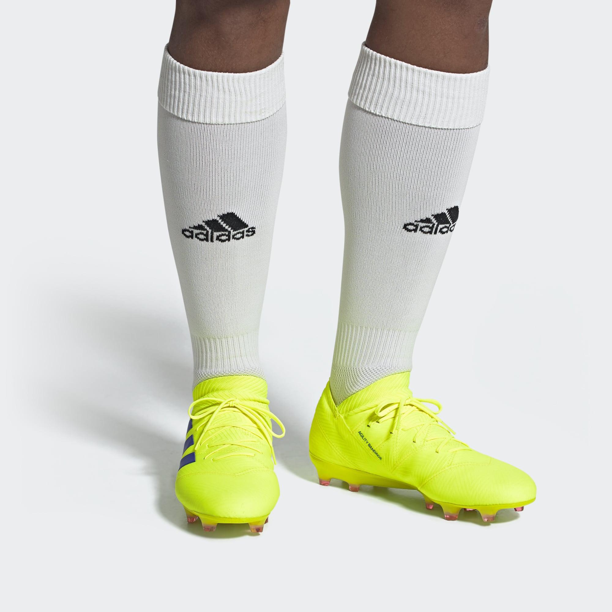 adidas nemeziz 18.1 yellow