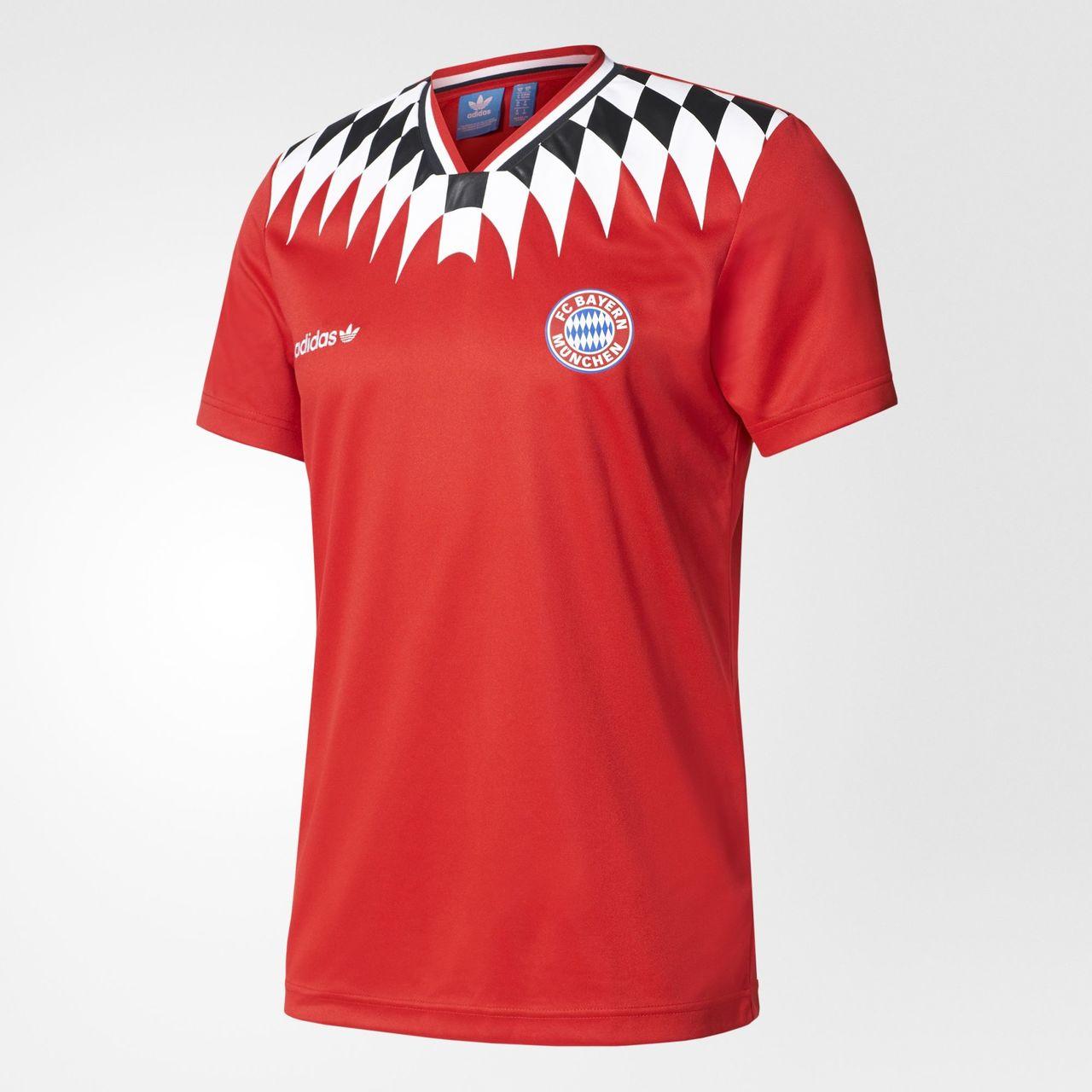 Fc Bayern Adidas