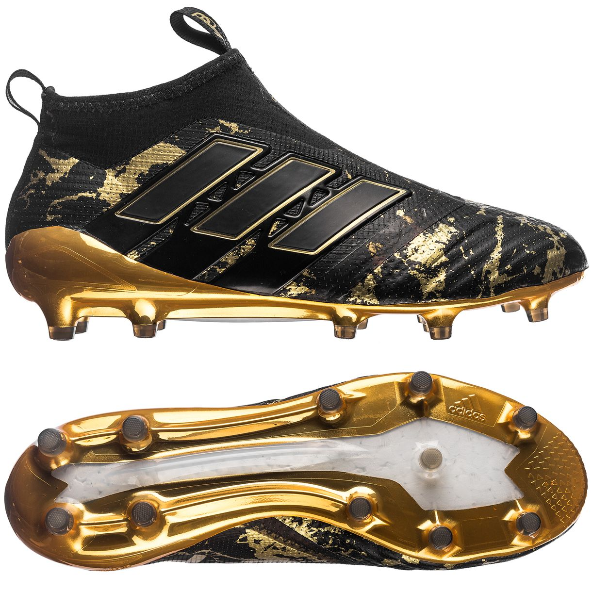 Adidas Pp Ace 17 Purecontrol Firm Ground Boots Core