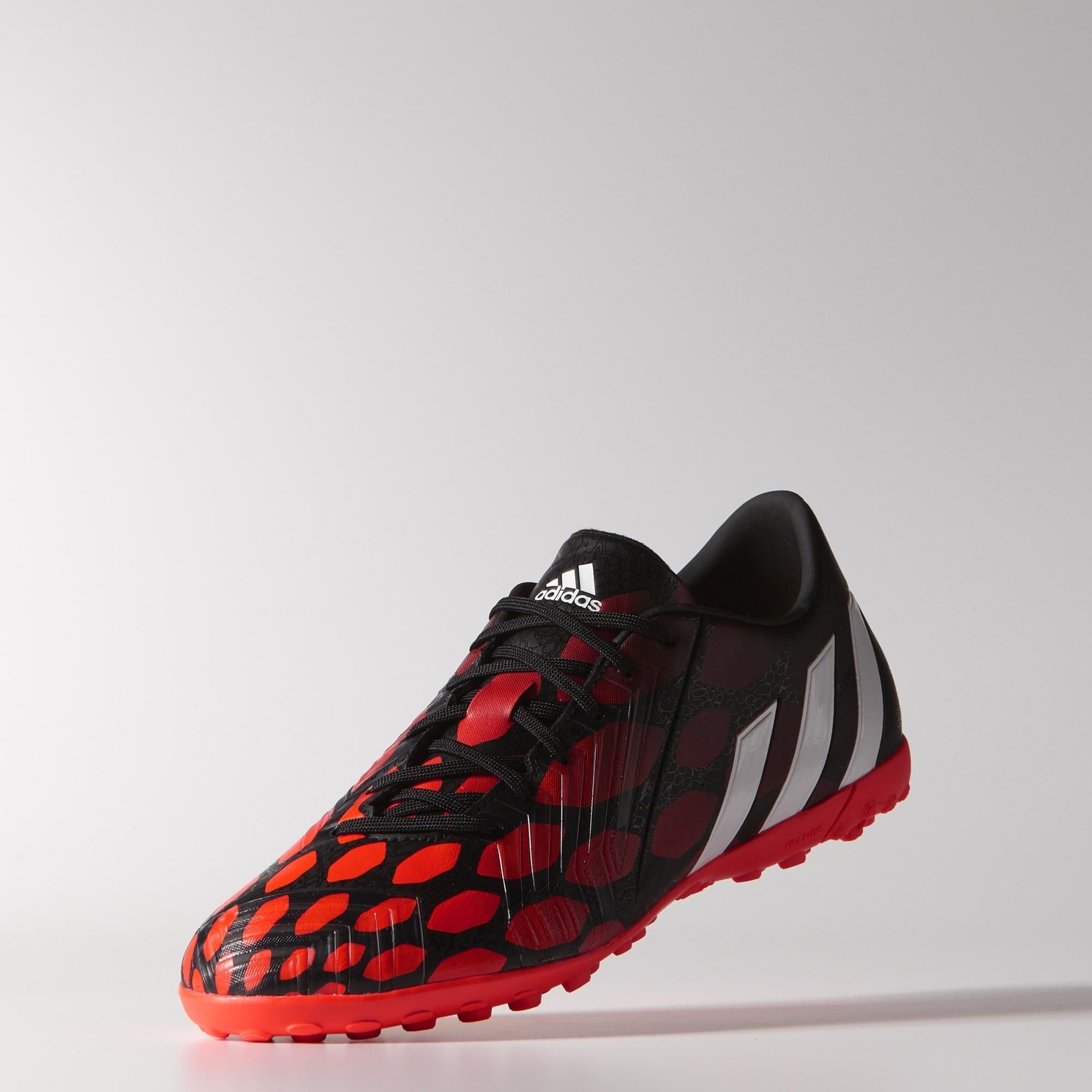 2cbb4d9c0b47 Adidas Predator Absolado Instinct TF Shoes - Core Black   Core White    Solar Red