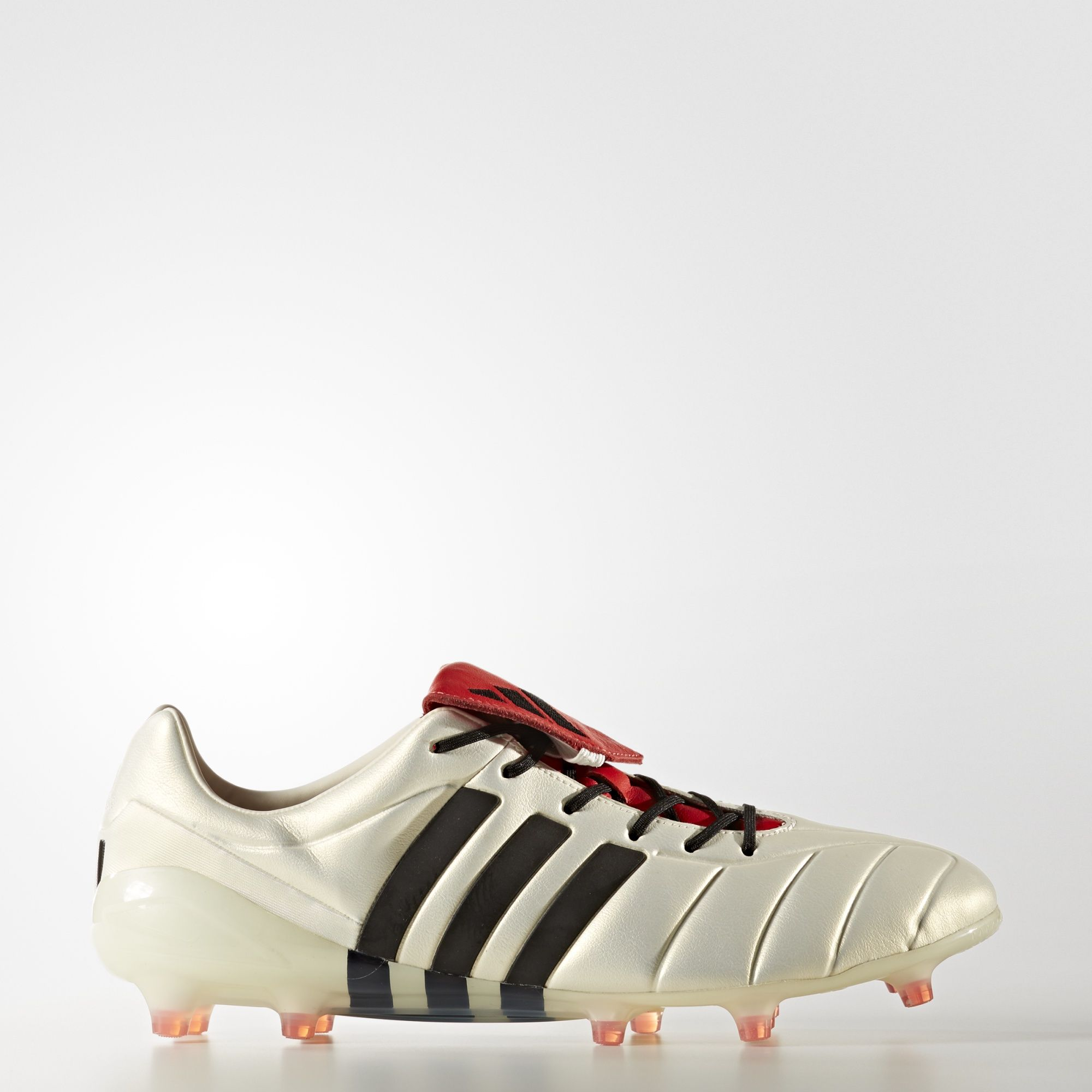 ba8b73213ff8 Click to enlarge image  adidas_predator_mania_champagne_firm_ground_boots_off_white_core_black_red_a.jpg  ...