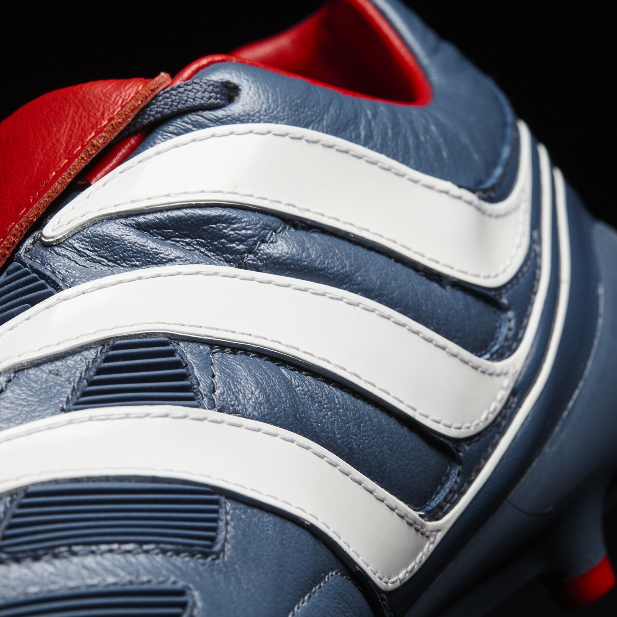 b47e47d5b87 50% off adidas predator precision ultra boost blue grey footwear white  collegiate red limited edition 2e9ac c3e63  reduced click to enlarge image  ...