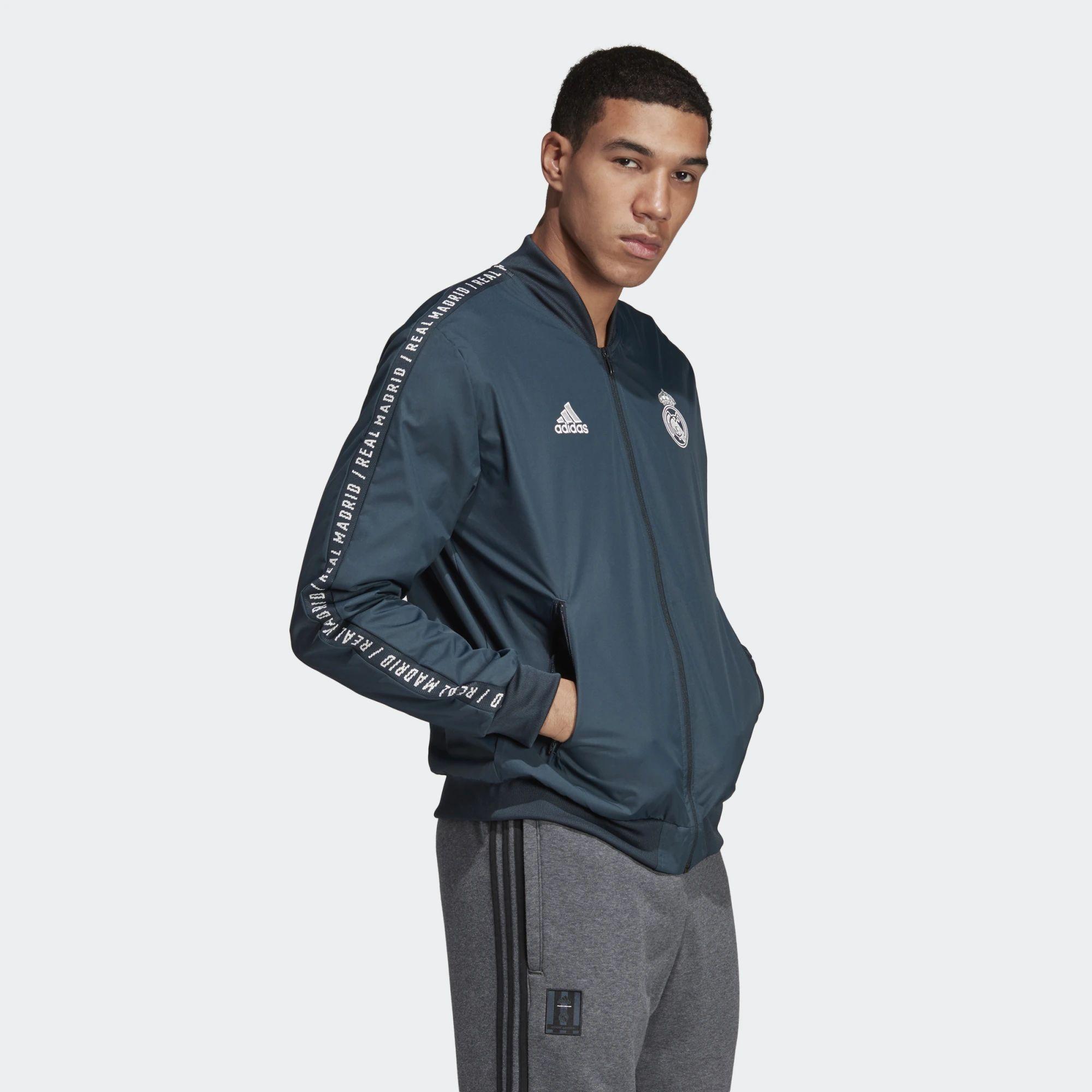 73ef96b39 ... Click to enlarge image adidas_real_madrid_anthem_jacket_tech_onix_f.jpg  ...