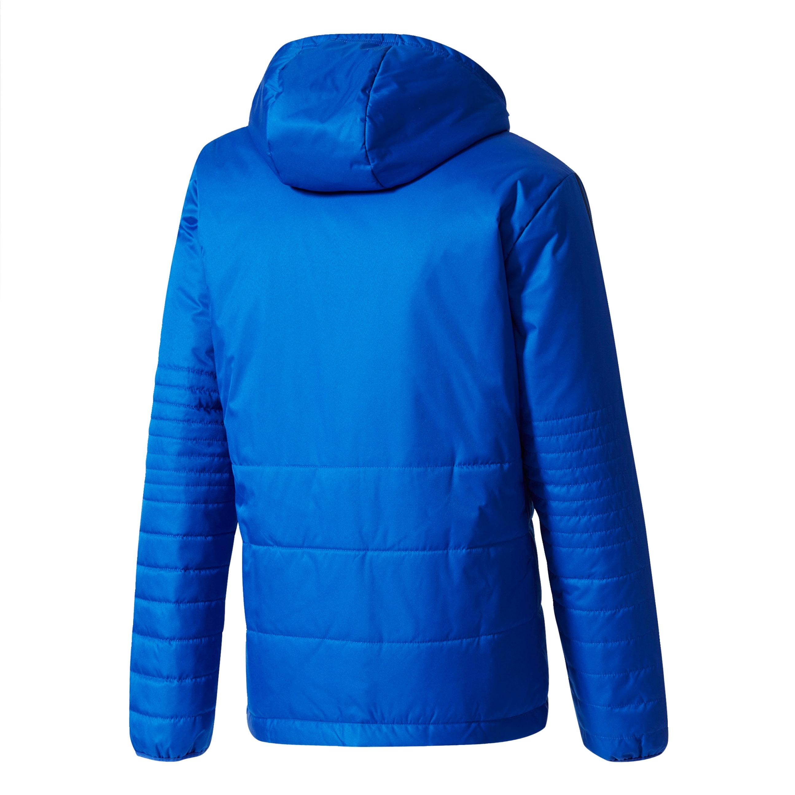adidas schalke 04 training winter jacket royal blue. Black Bedroom Furniture Sets. Home Design Ideas