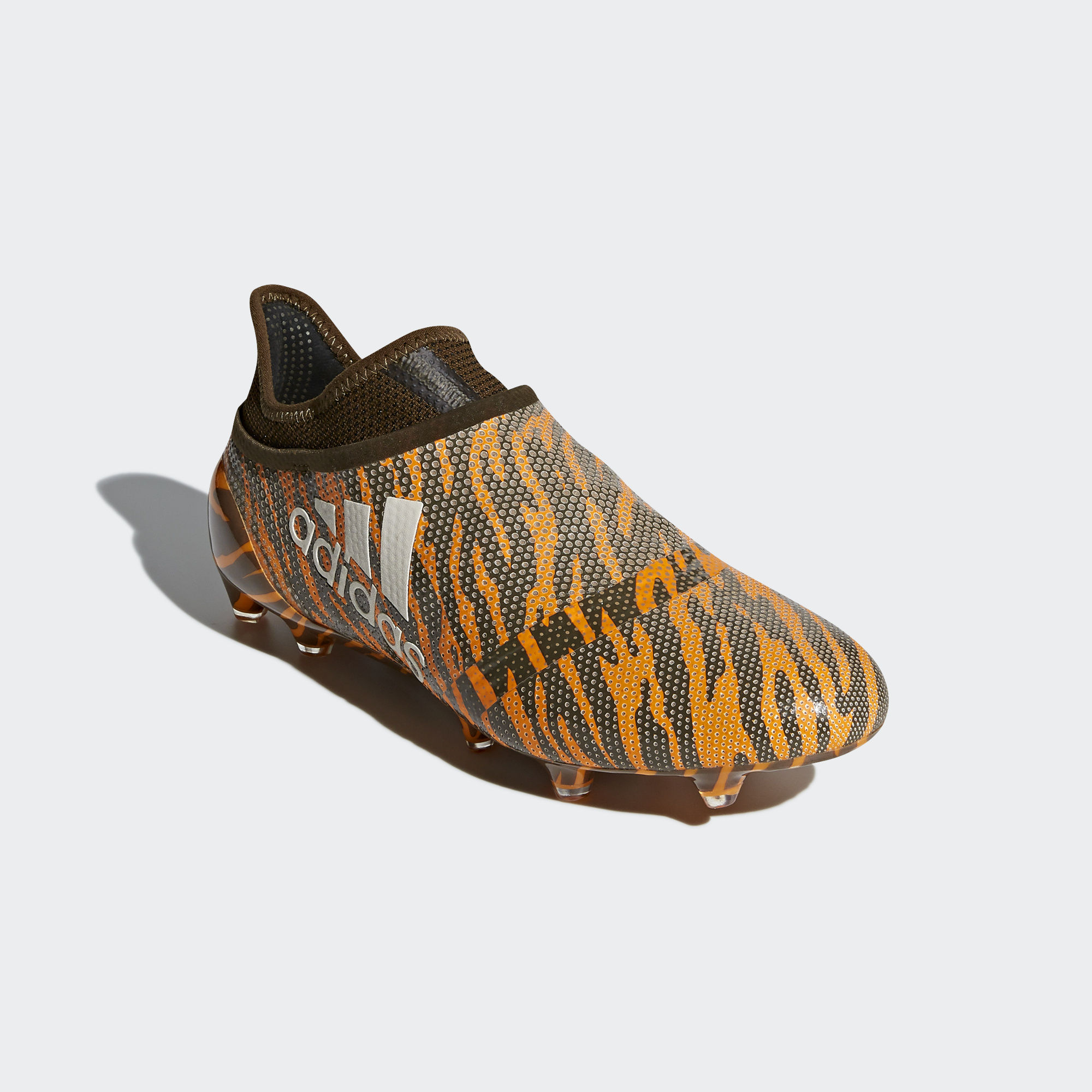 hot sale online cf2e0 2a53b ... Click to enlarge image  adidas x 17 purespeed lone hunter fg bright orange talc trace olive d.jpg  ...
