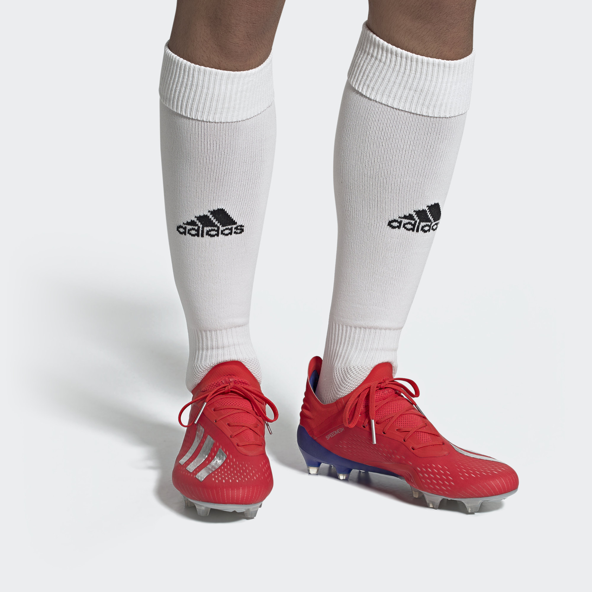 390d9fb9408 Adidas X 18.1 FG Exhibit - Active Red   Silver Met   Bold Blue ...
