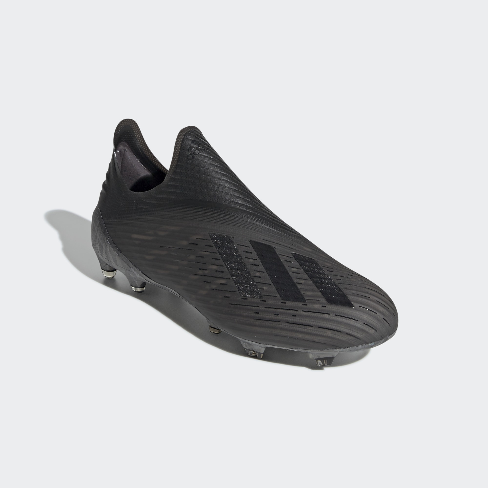 cd4fdf5bd ... Click to enlarge image  adidas_x_19_firm_ground_boots_core_black_utility_black_grey_four_3.jpg ...