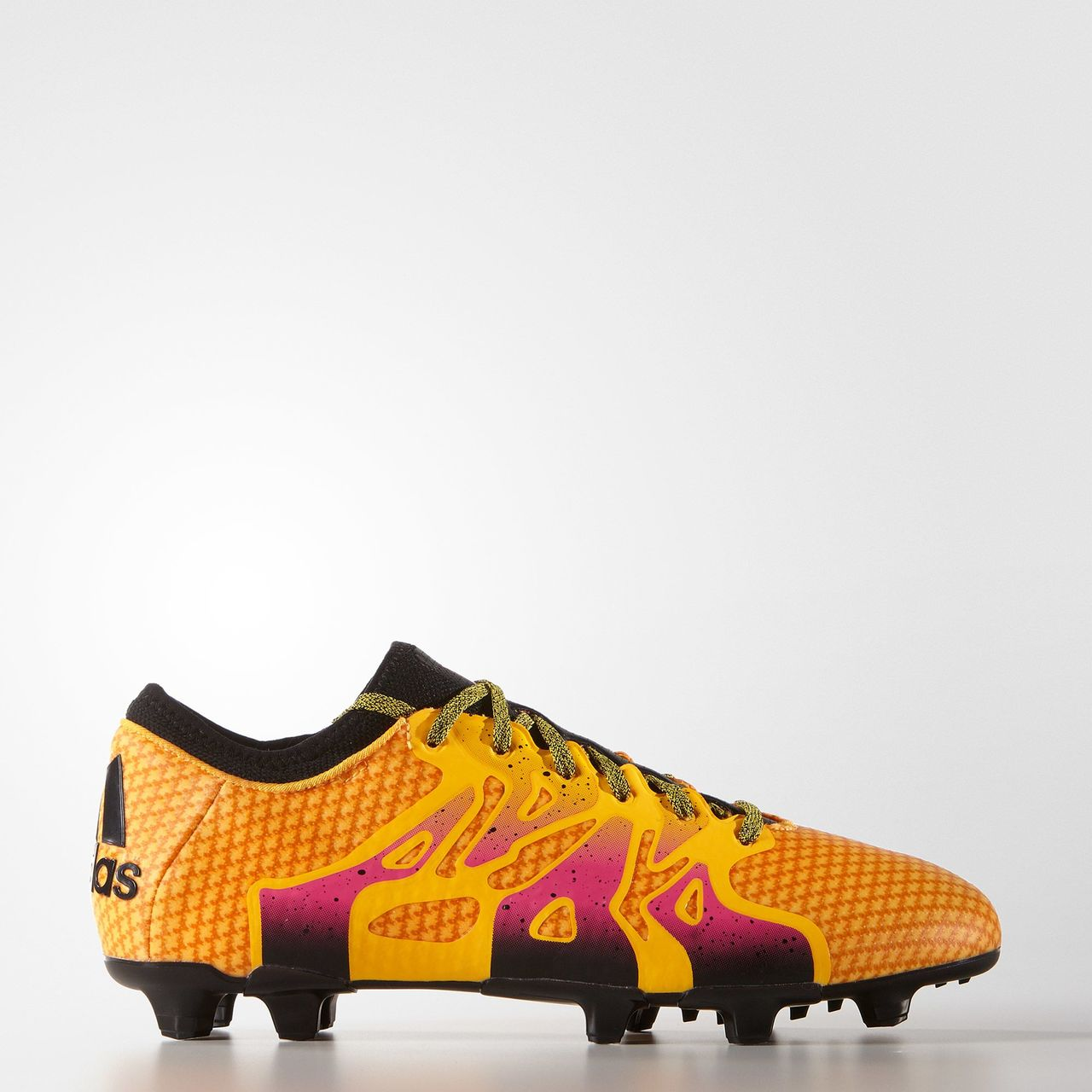9243f2473a2b Adidas X15.1 Primeknit Firm Artificial Ground Boots - Solar Gold ...