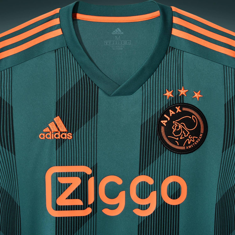 Ajax 2019-20 Adidas Away Kit | 19/20 Kits | Football shirt blog
