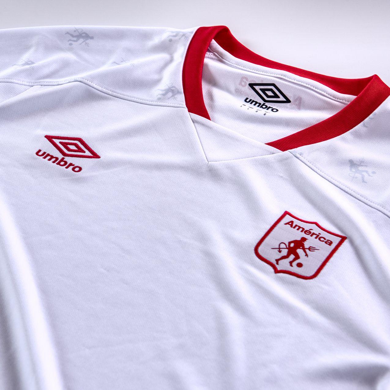América de Cali 2021-22 Umbro Home and Away Shirts | 20/21 Kits ...