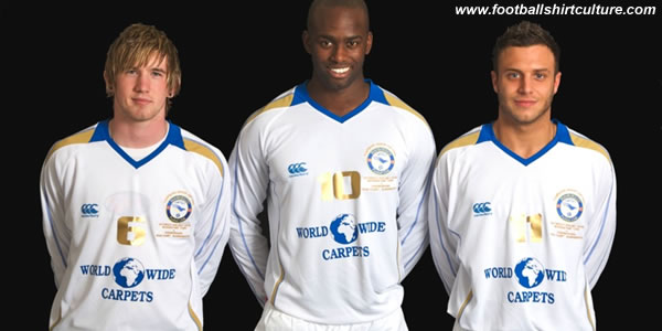 Canterbury's association with the club will be showcased on May 10th, when Farnborough will be wearing a limited edition kit in the Hampshire Senior Cup Final against Basingstoke Town