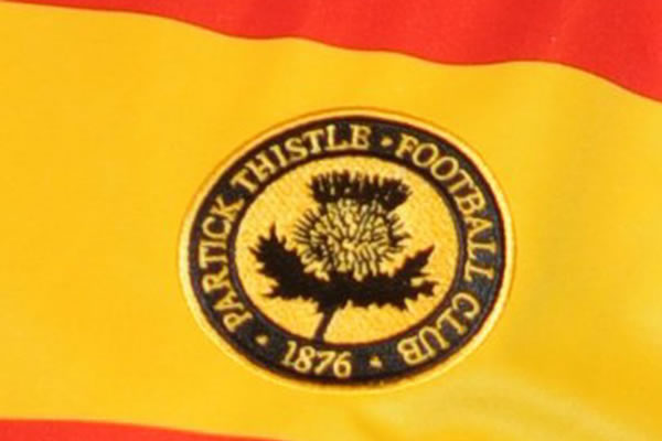 Partick Thistle new badge