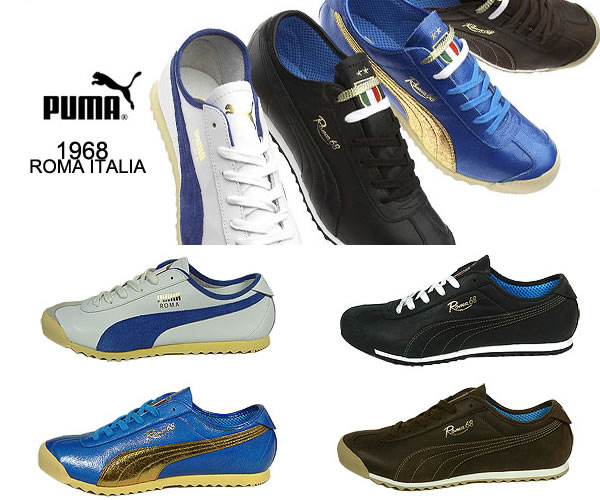 Puma Roma OG Re-Issue pack