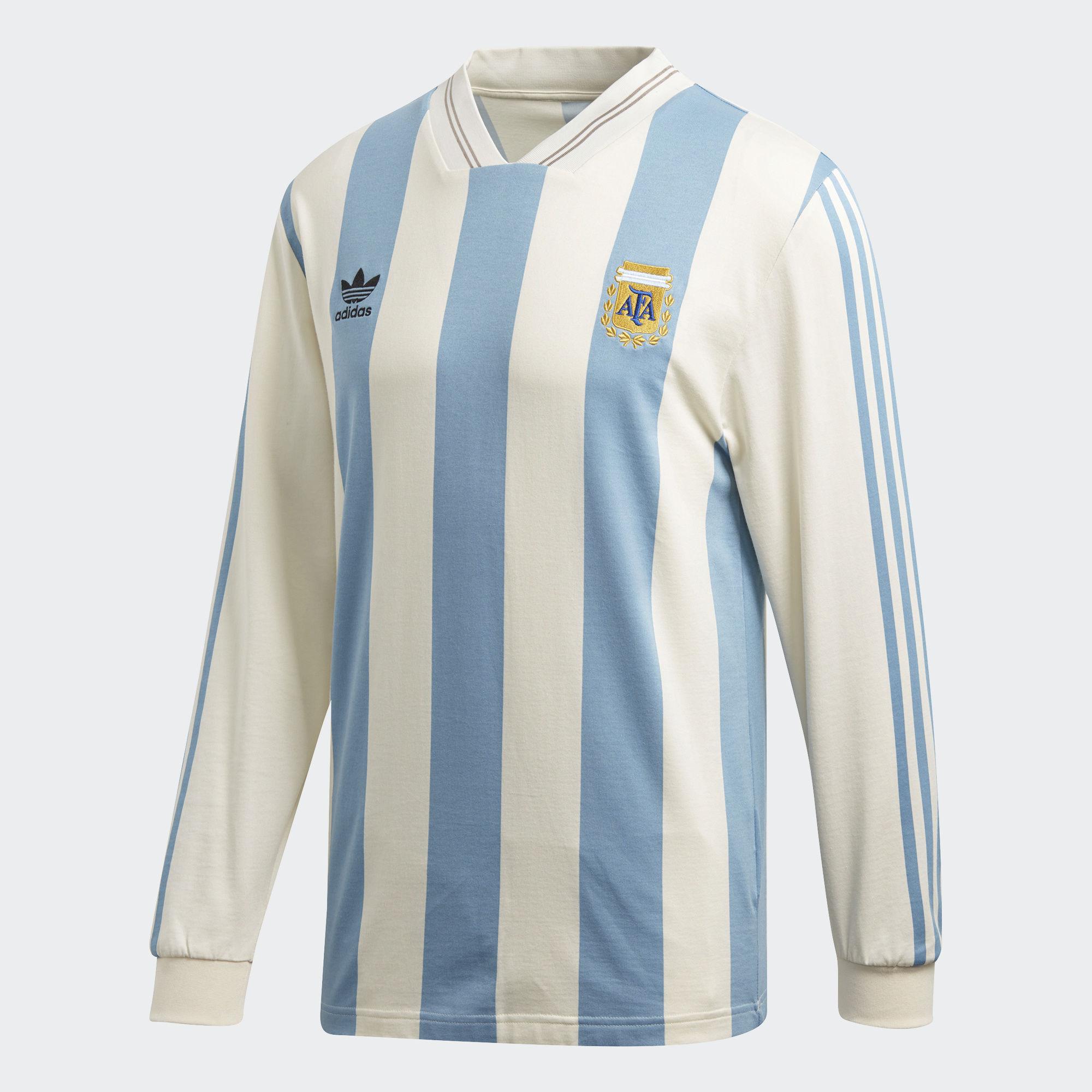 adidas retro argentina shirt