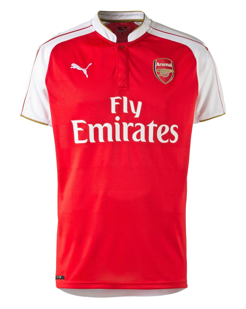 11a16aab716 Arsenal Home Shirt 2014 15 Sports Direct – EDGE Engineering and ...