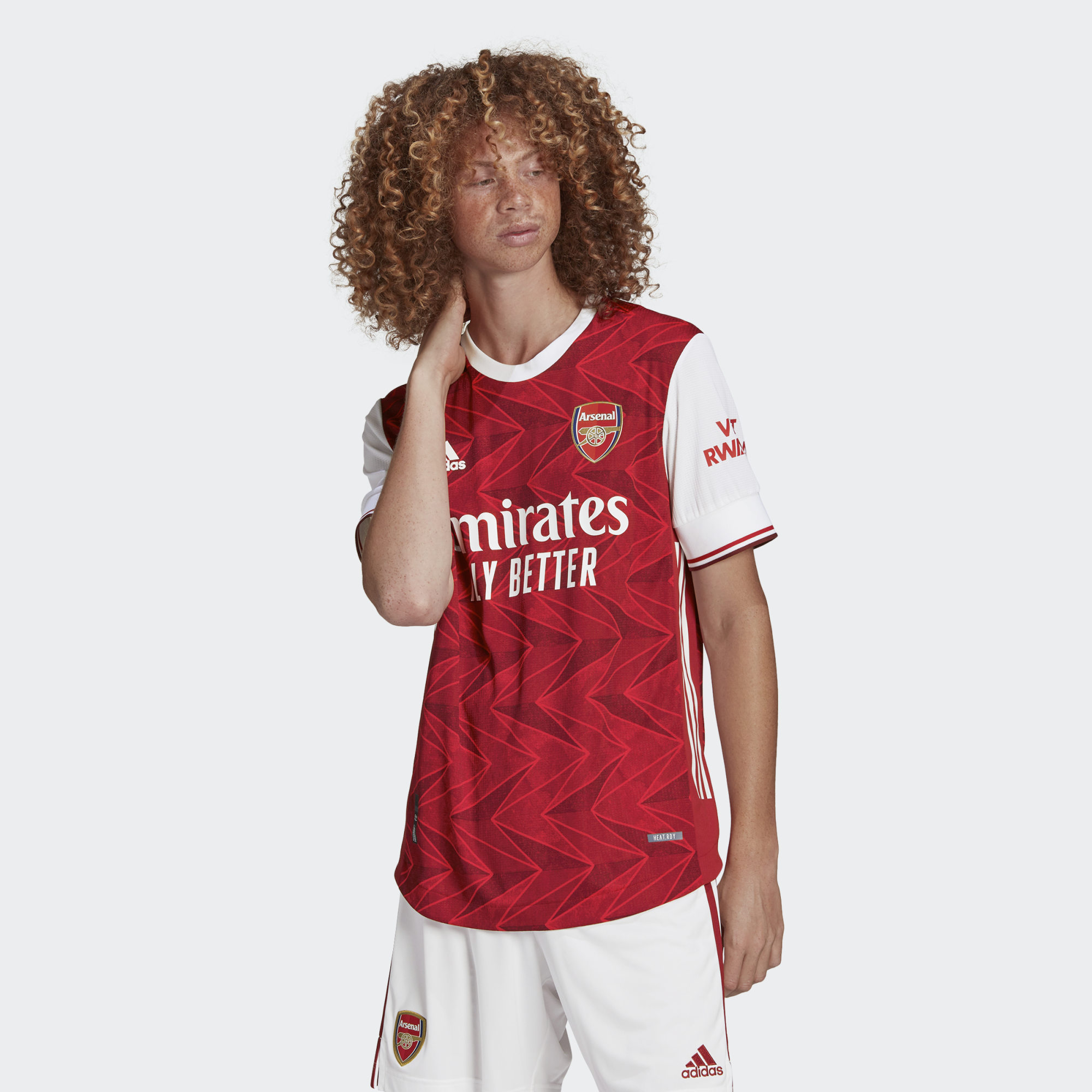 Arsenal 2020 21 Adidas Home Kit 20 21 Kits Football Shirt Blog