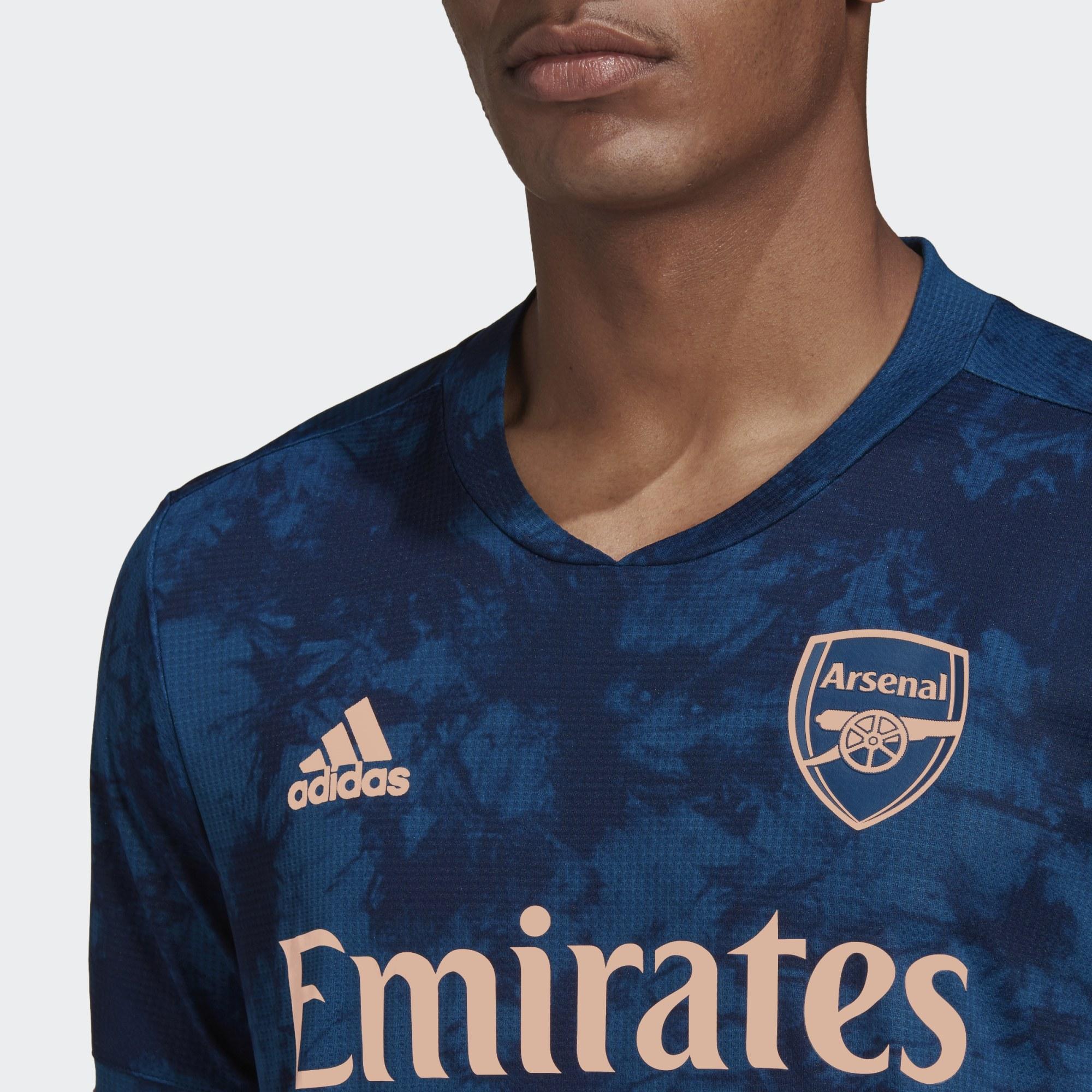Arsenal 2020 21 Adidas Third Kit 20 21 Kits Football Shirt Blog