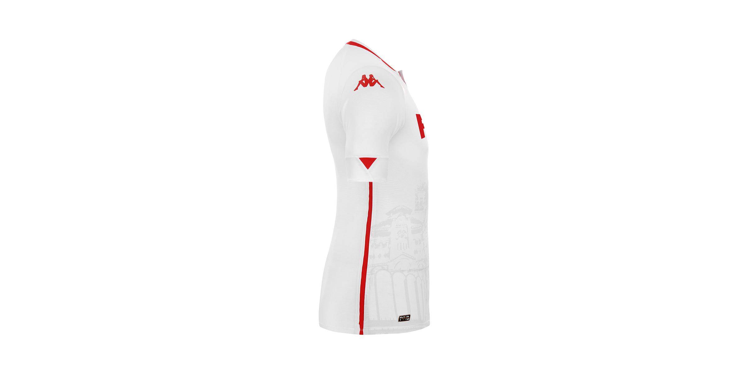 AS Monaco 2020-21 Kappa Third Kit | 20/21 Kits | Football shirt blog