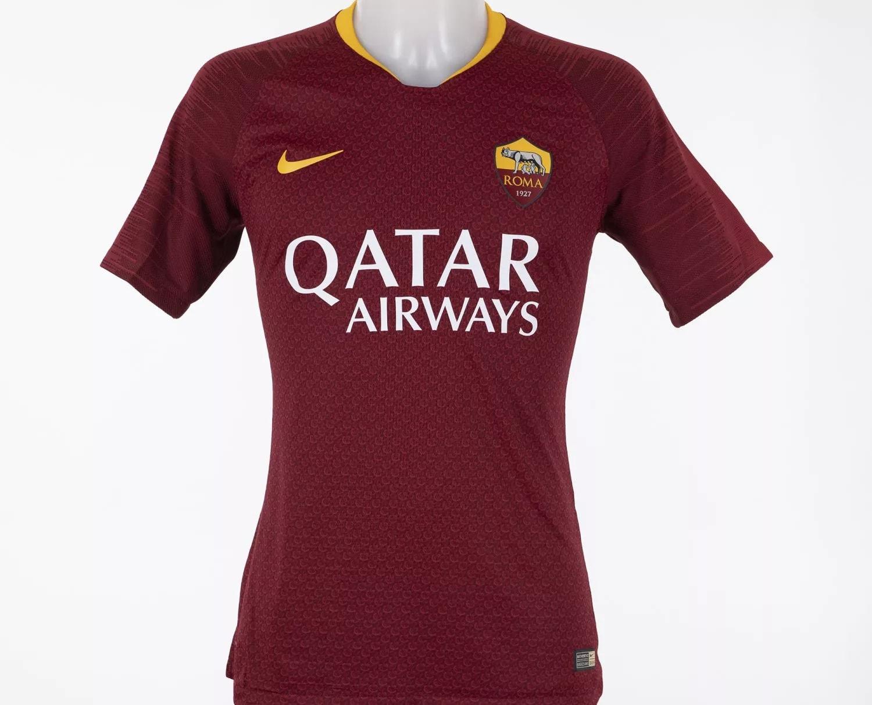 d9587a18858 AS Roma 2018-19 Nike Home Kit | 18/19 Kits | Football shirt blog