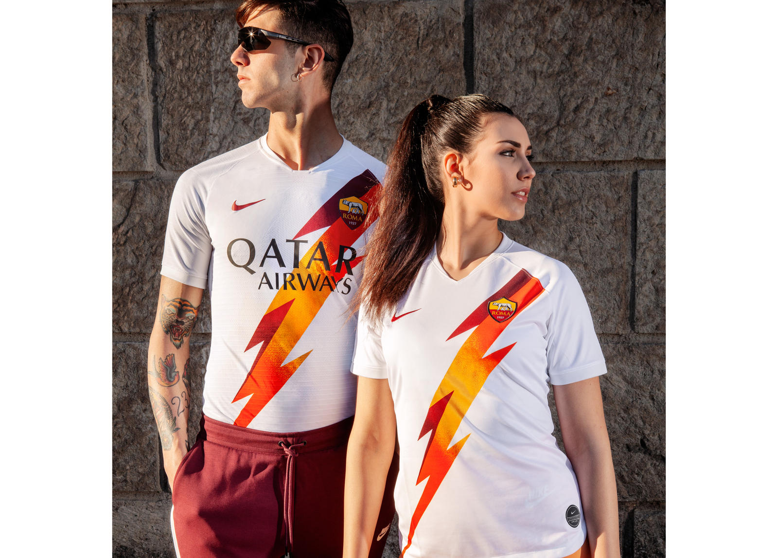 AS Roma 2019-20 Nike Away Kit | 19/20 Kits | Football shirt blog