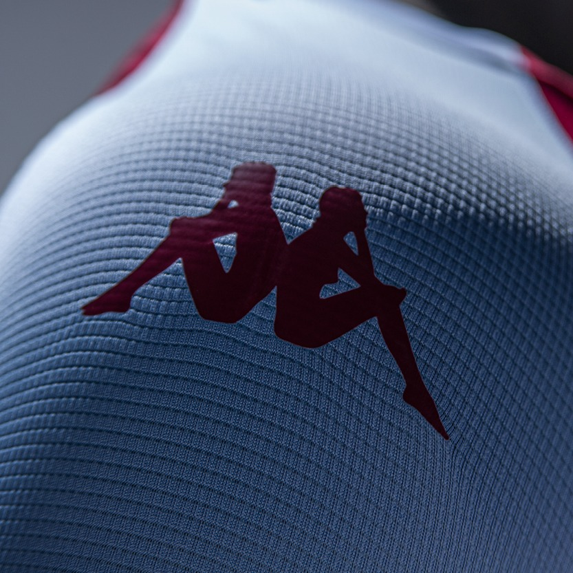 Aston Villa 2020-21 Kappa Home Kit   20/21 Kits   Football ...