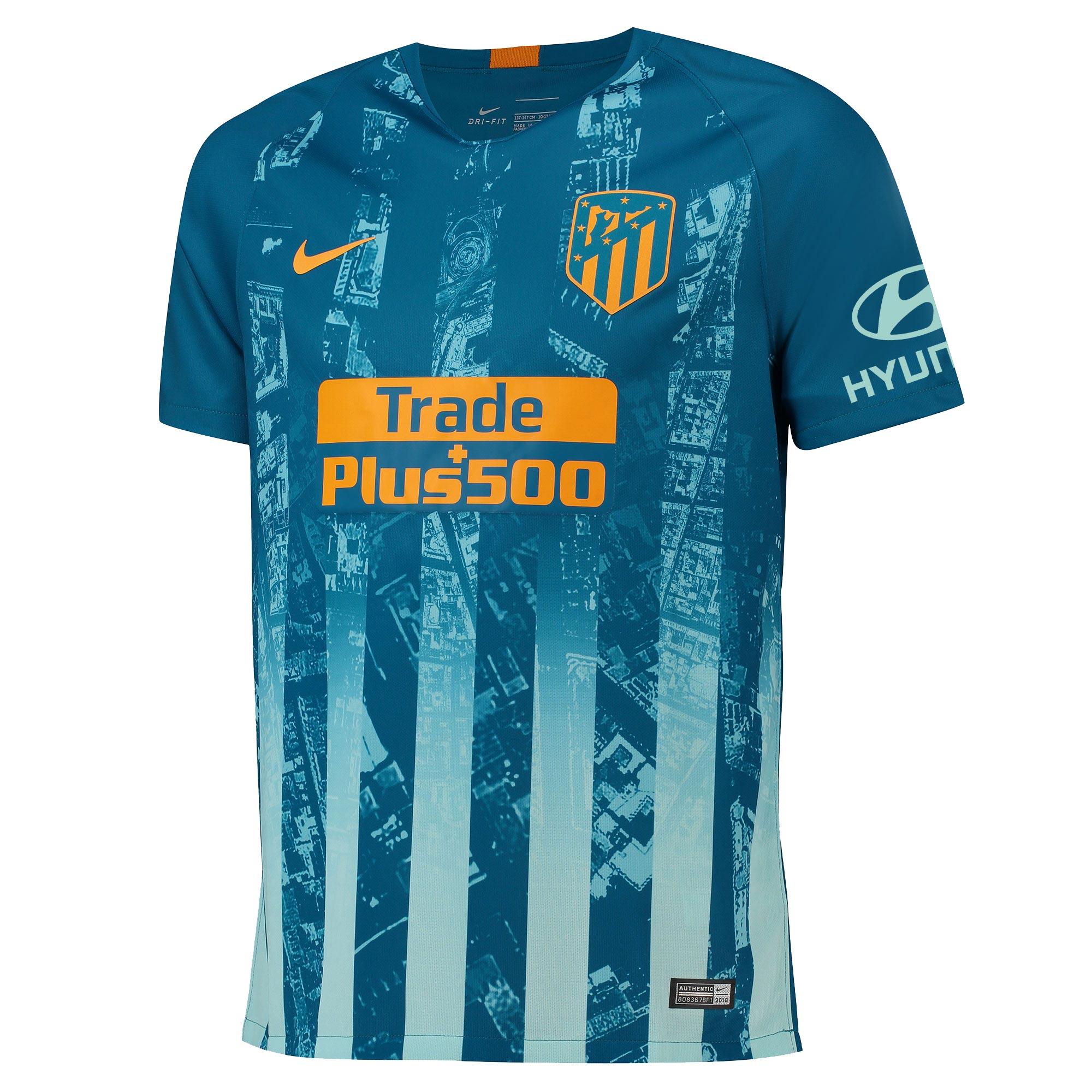 ... Atletico Madrid 2018-19 Nike Away Kit · Click to enlarge image  atletico madrid 18 19 nike third kit a.jpg ... 3190167bc