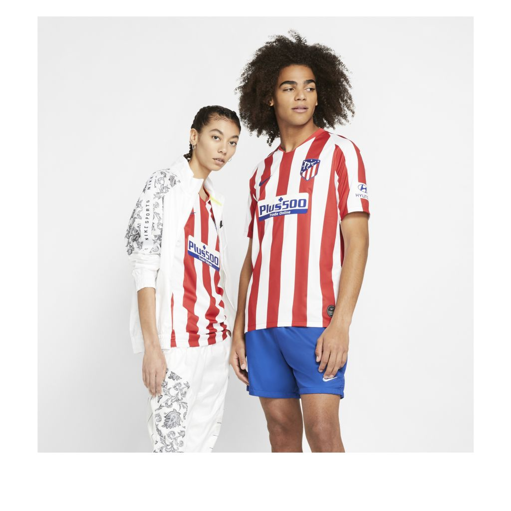 Atletico Madrid 2019 20 Nike Home Kit 19 20 Kits Football Shirt Blog