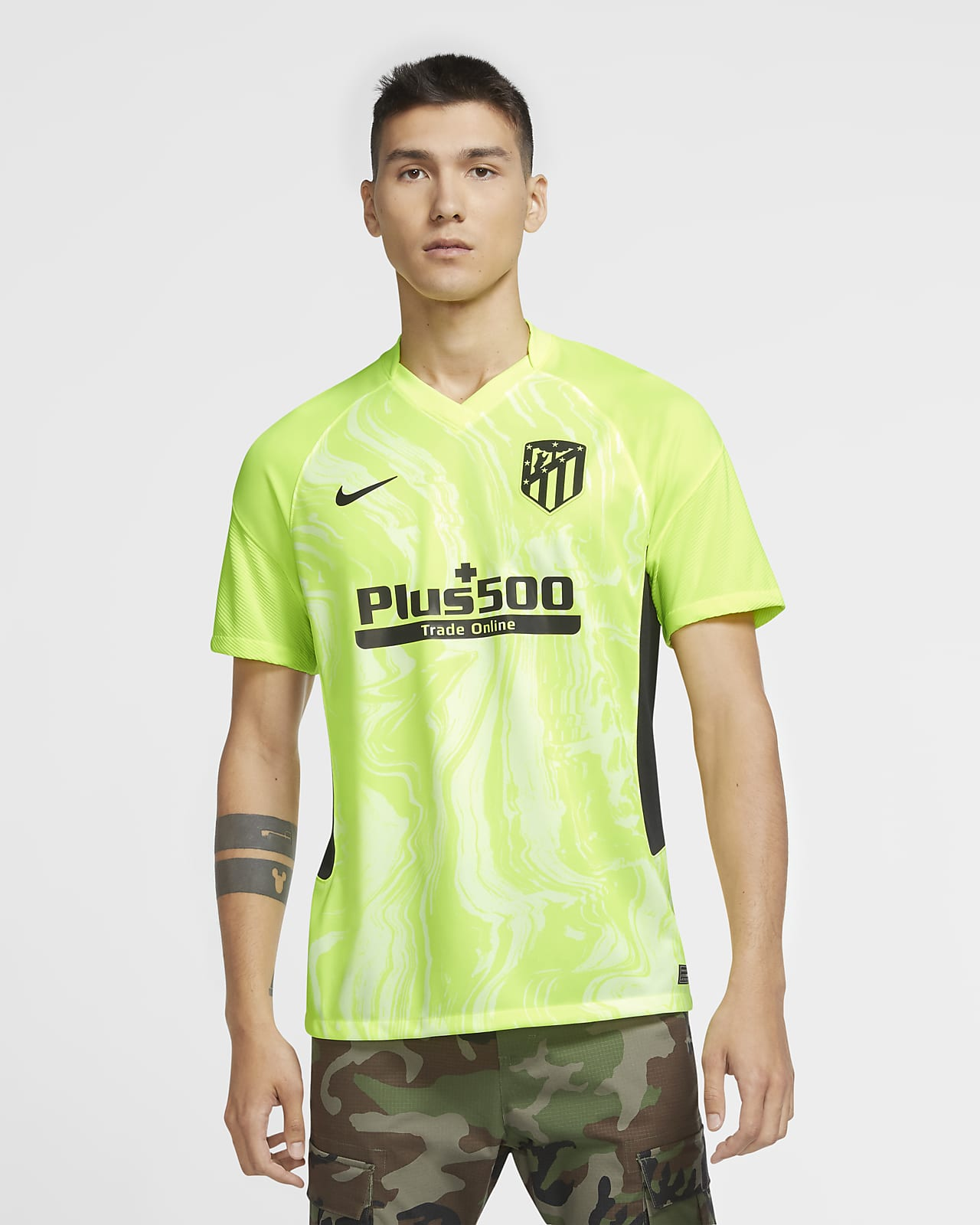 Atletico Madrid 2020 21 Nike Third Kit 20 21 Kits Football Shirt Blog