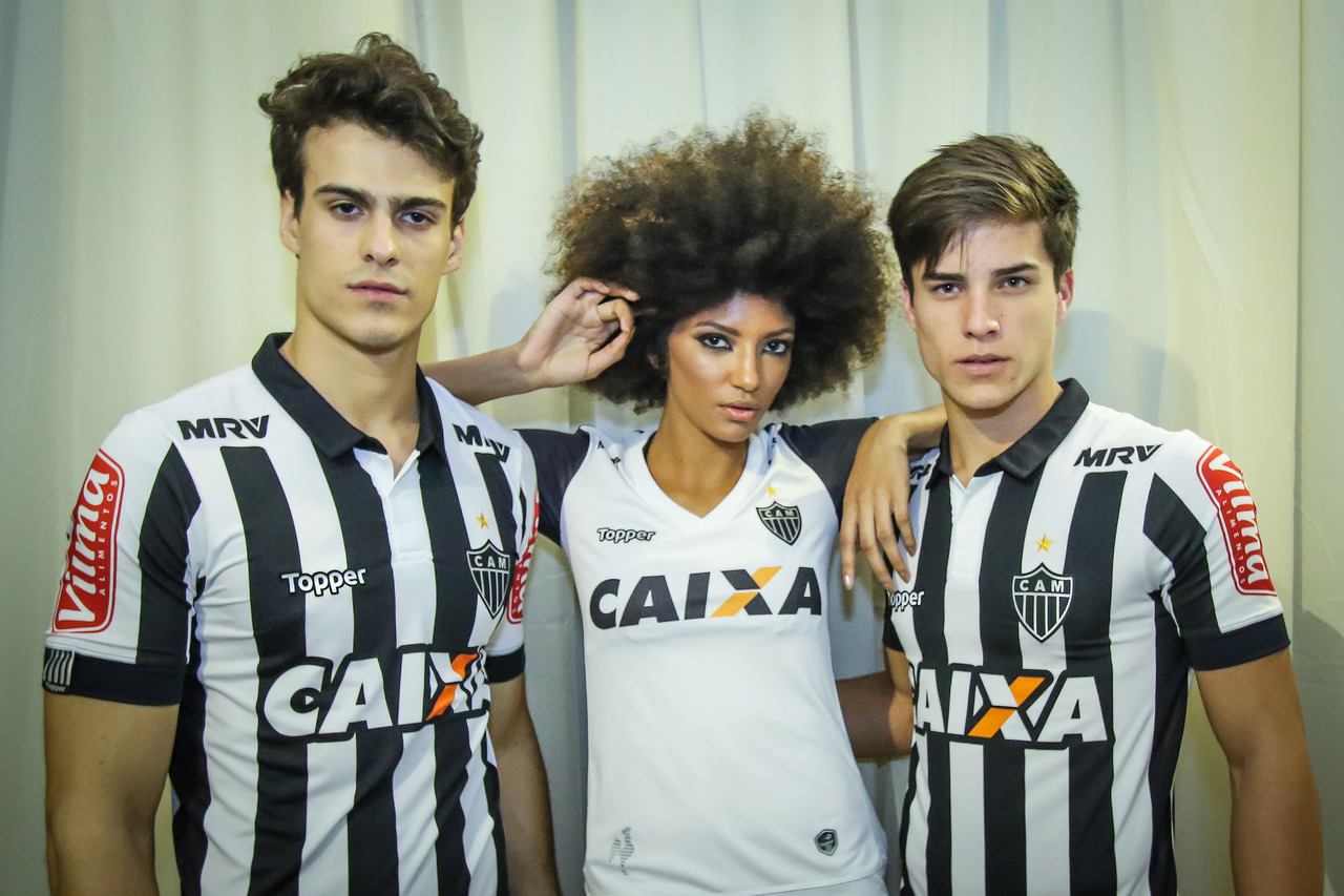 Atl U00e9tico Mineiro 2017 Topper Home Kit 17 18 Kits