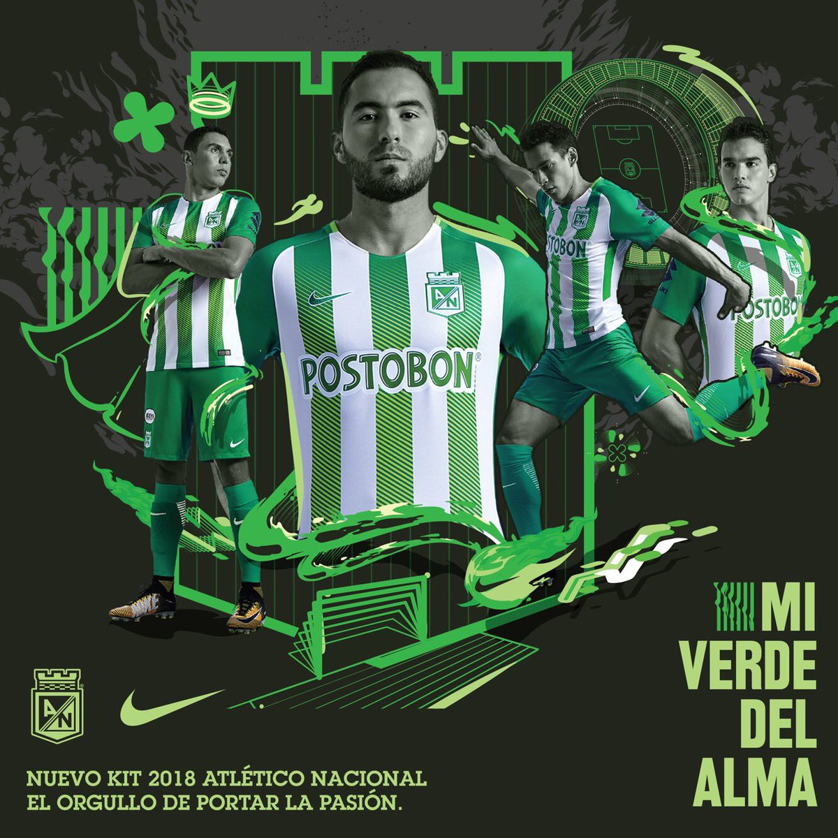 ee1fd152a Click to enlarge image atletico_nacional_2018_nike_home_kit_a.jpg · Click  to enlarge image atletico_nacional_2018_nike_home_kit_b.jpg ...