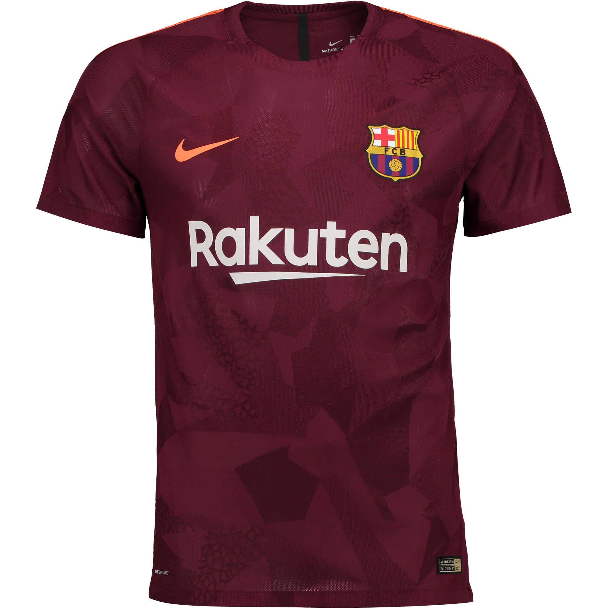 meet 96dc2 28d3c Barcelona 17/18 Nike Third Kit | 17/18 Kits | Football shirt ...