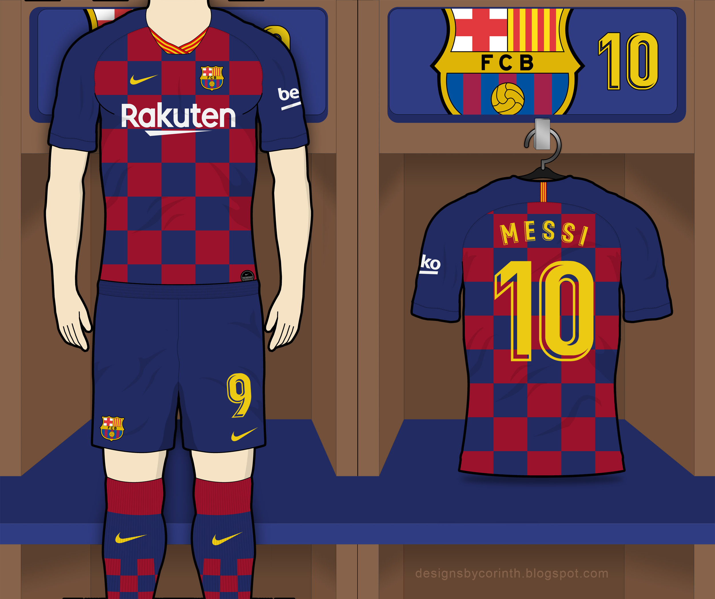 cc3b5ef1882 Click to enlarge image barcelona 19 20 home kit prediction a.jpg ...
