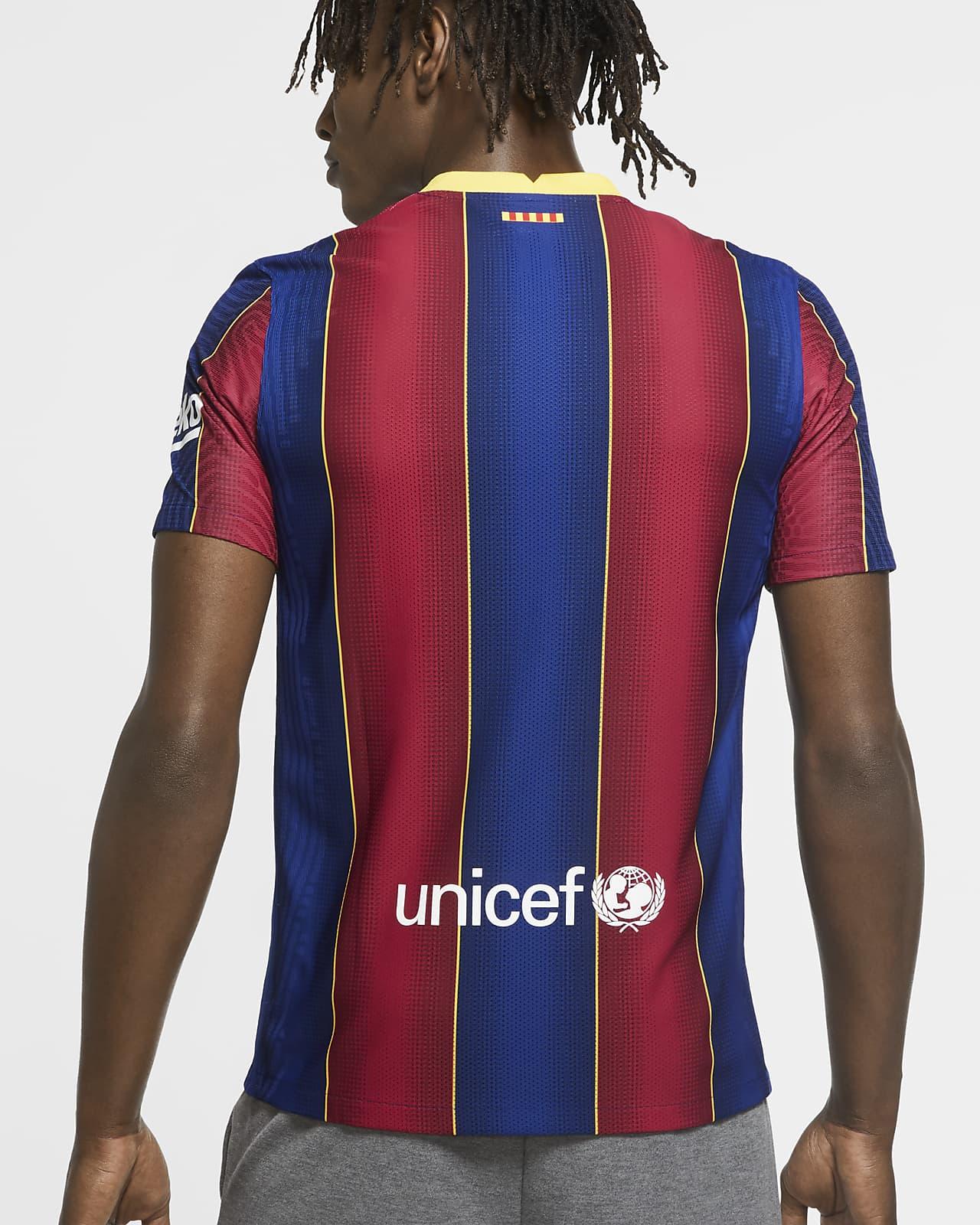 Barcelona 2020 21 Nike Home Kit 20 21 Kits Football Shirt Blog