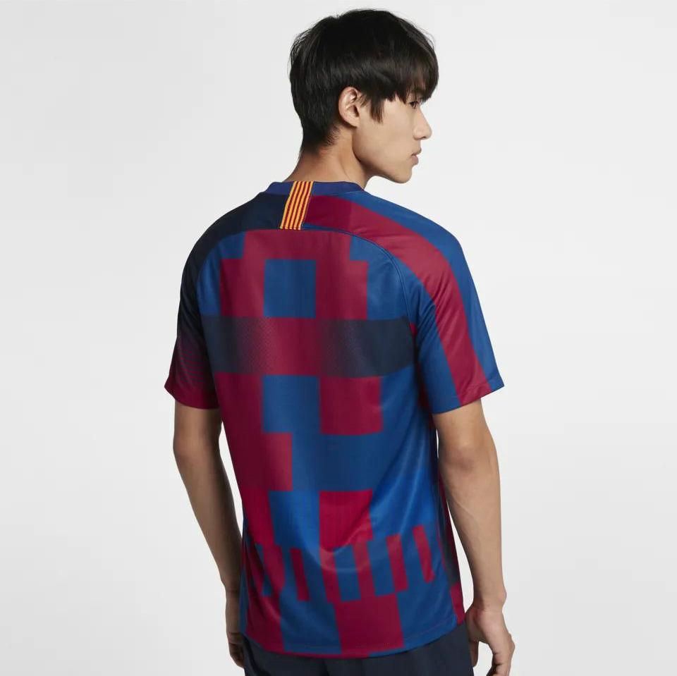 promo code c227b f0920 Barcelona x Nike 20th Anniversary Mash-Up Jersey | 18/19 ...