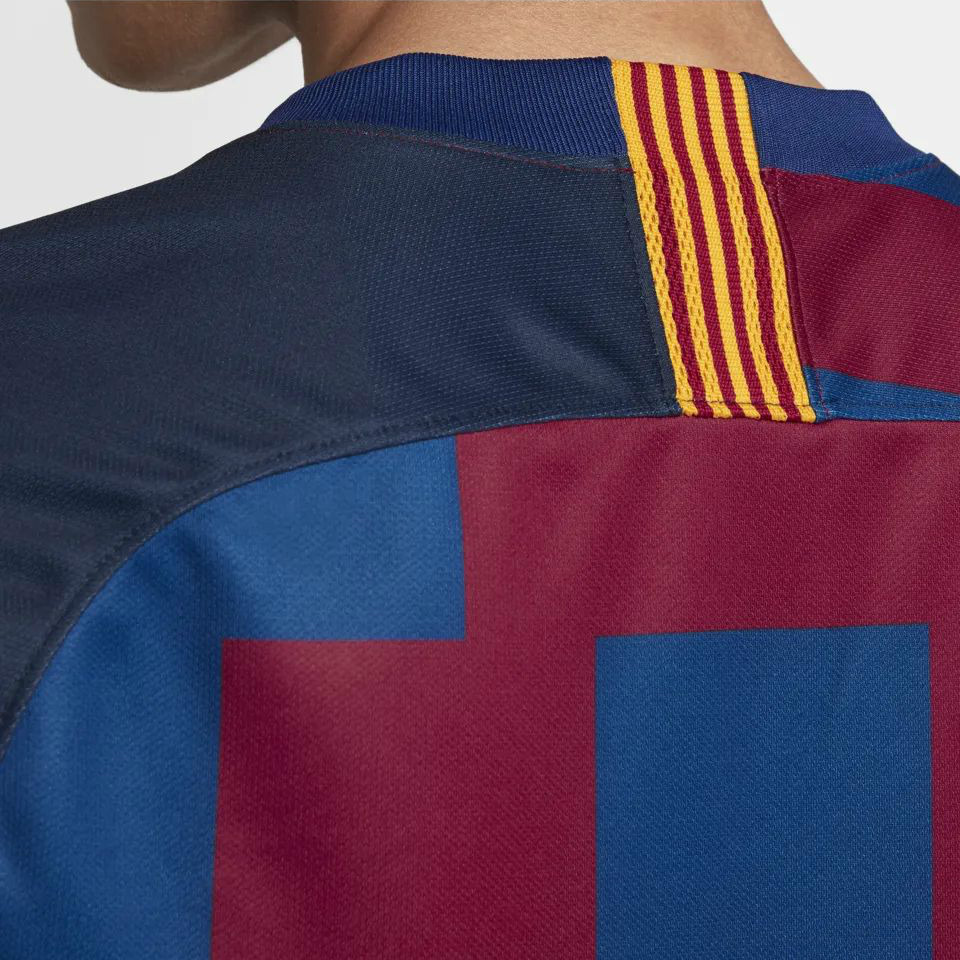 promo code c227b f0920 Barcelona x Nike 20th Anniversary Mash-Up Jersey   18/19 ...