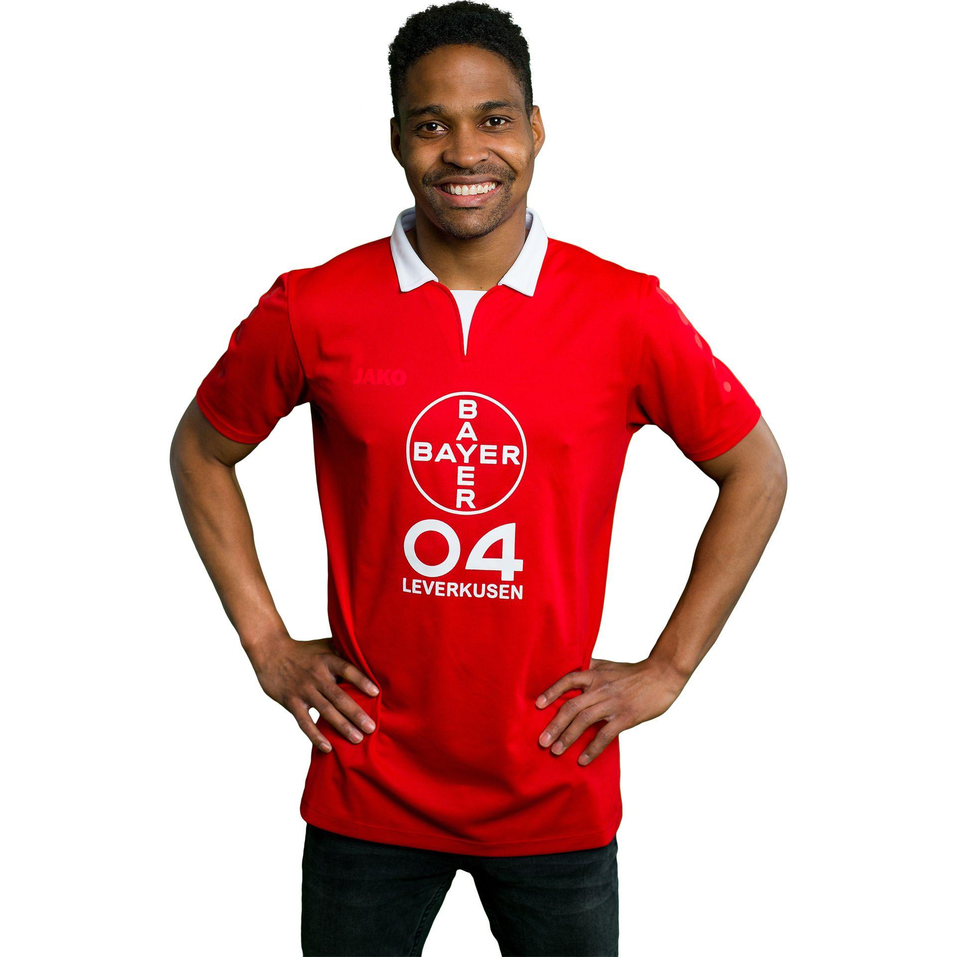 JAKO Bayer 04 Leverkusen Strickm/ütze Beanie