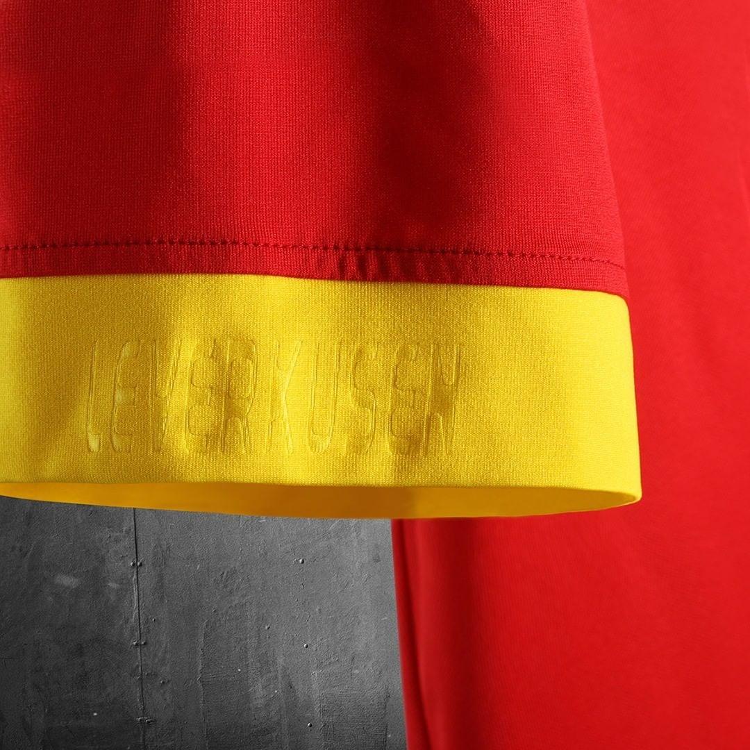 Bayer 04 Leverkusen 2020-21 Jako Away Shirt | 20/21 Kits ...
