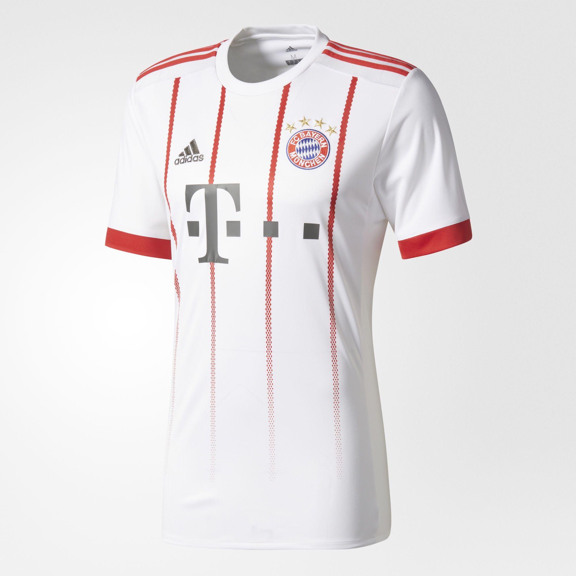 best service 12002 e9614 Bayern Munich 17/18 Adidas Third Kit | 17/18 Kits | Football ...
