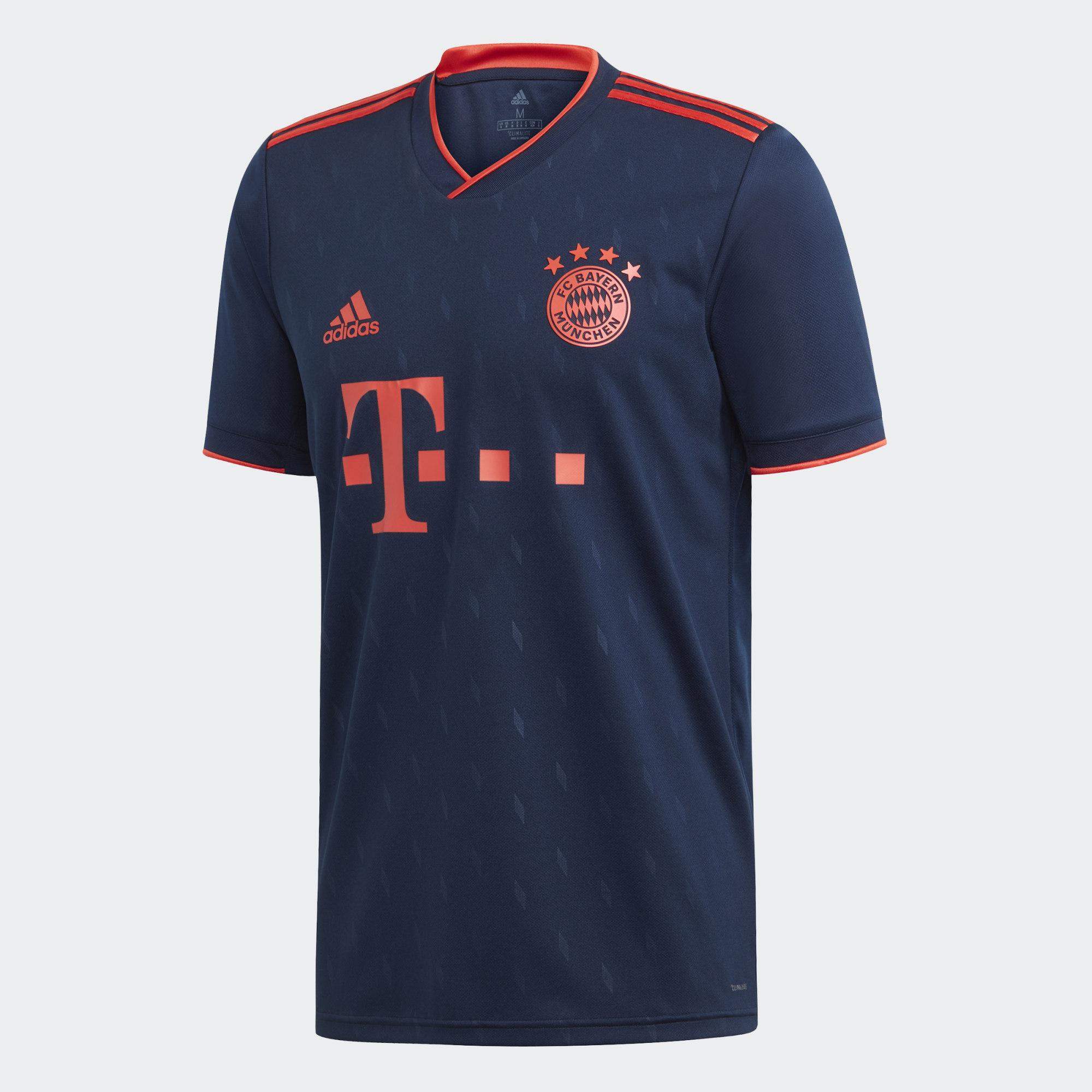 Bayern Munich 2019 20 Adidas Third Kit | 1920 Kits