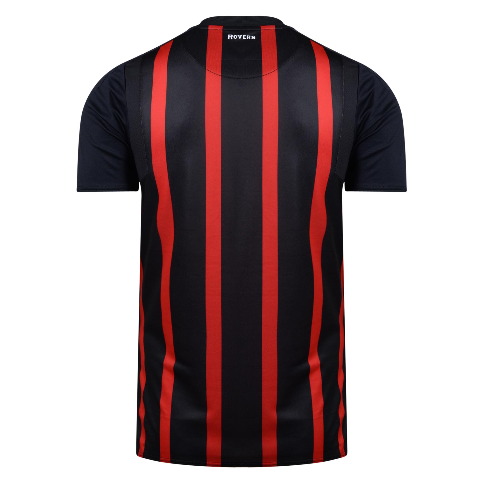 Black umbro t shirt - View The Blackburn Rovers 17 18 Umbro Home Kit