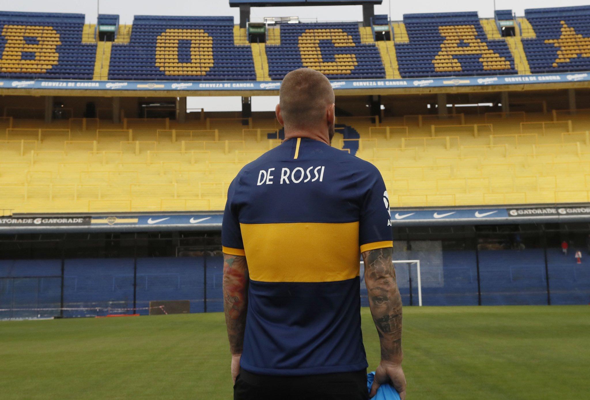 the latest 1ff06 2a67e Boca Juniors 2019-20 Nike Home Kit | 19/20 Kits | Football ...