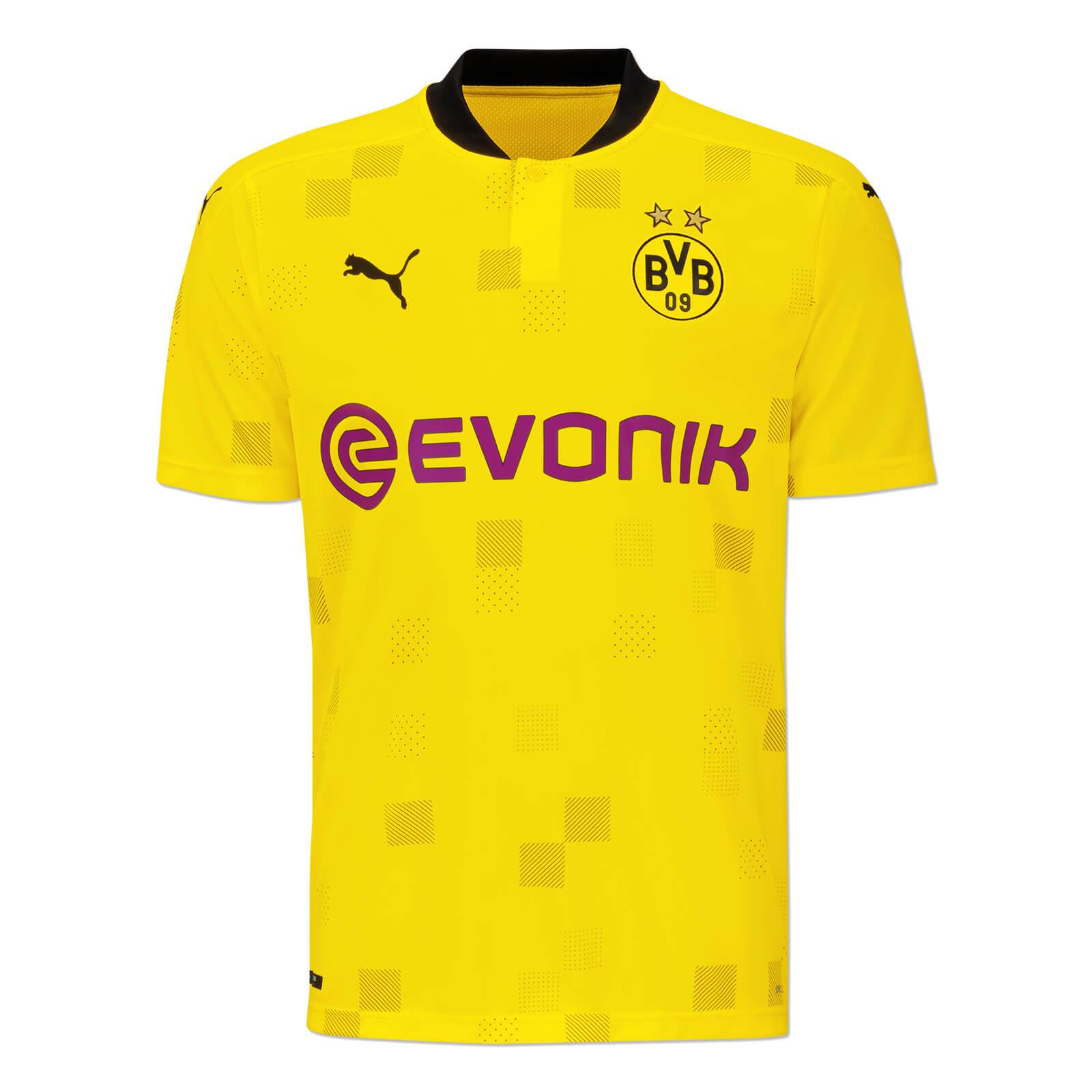 Borussia Dortmund 2020 21 Puma Cup Kit 20 21 Kits Football Shirt Blog