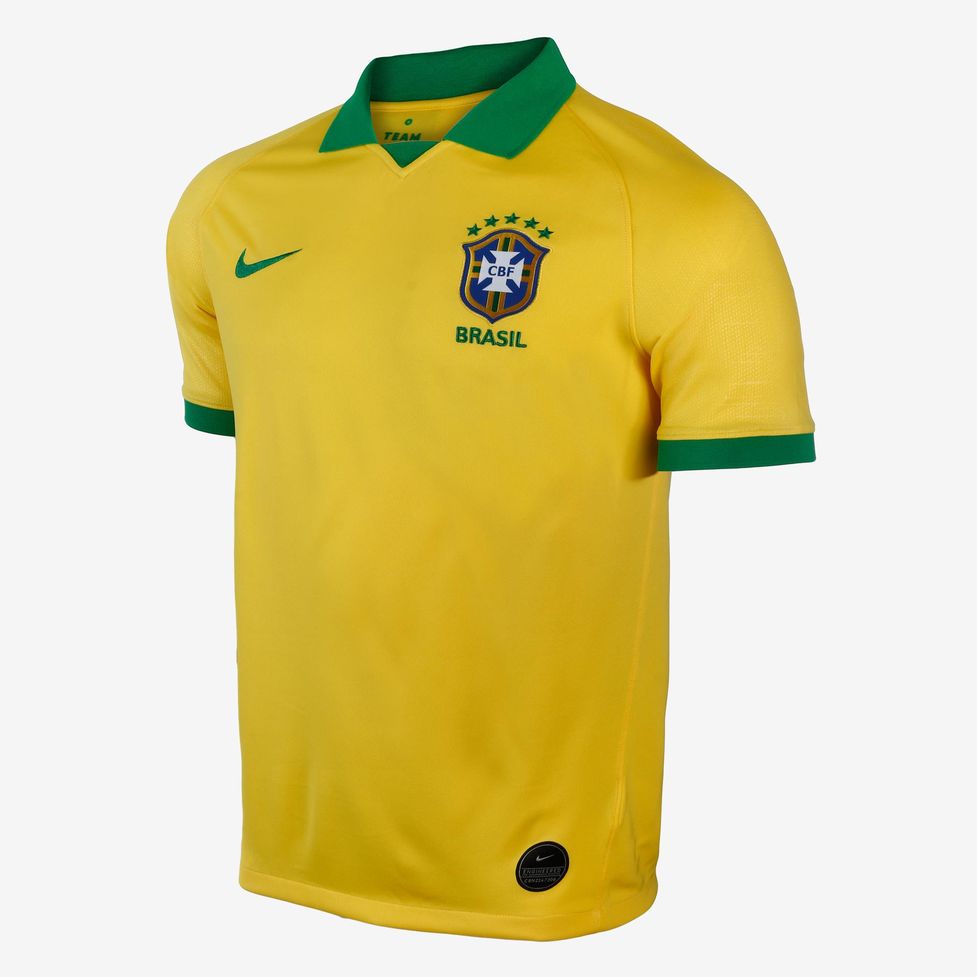 البيانات قابل للتغيير التيار Brazil Home Jersey 2019 Analogdevelopment Com