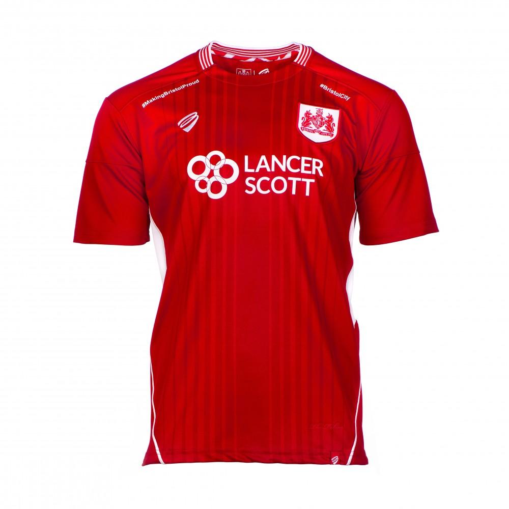 Bristol city sport home kit kits
