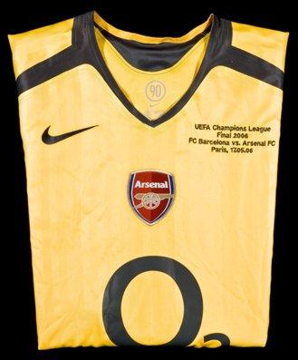 e0dce4a14f41a Rare football shirts at Graham Budd Auction | Collecting | Football ...