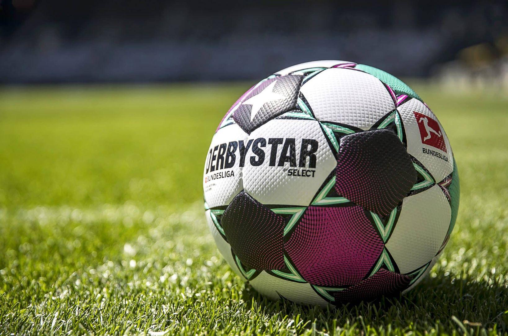 Derbystar Bundesliga Ball 2021