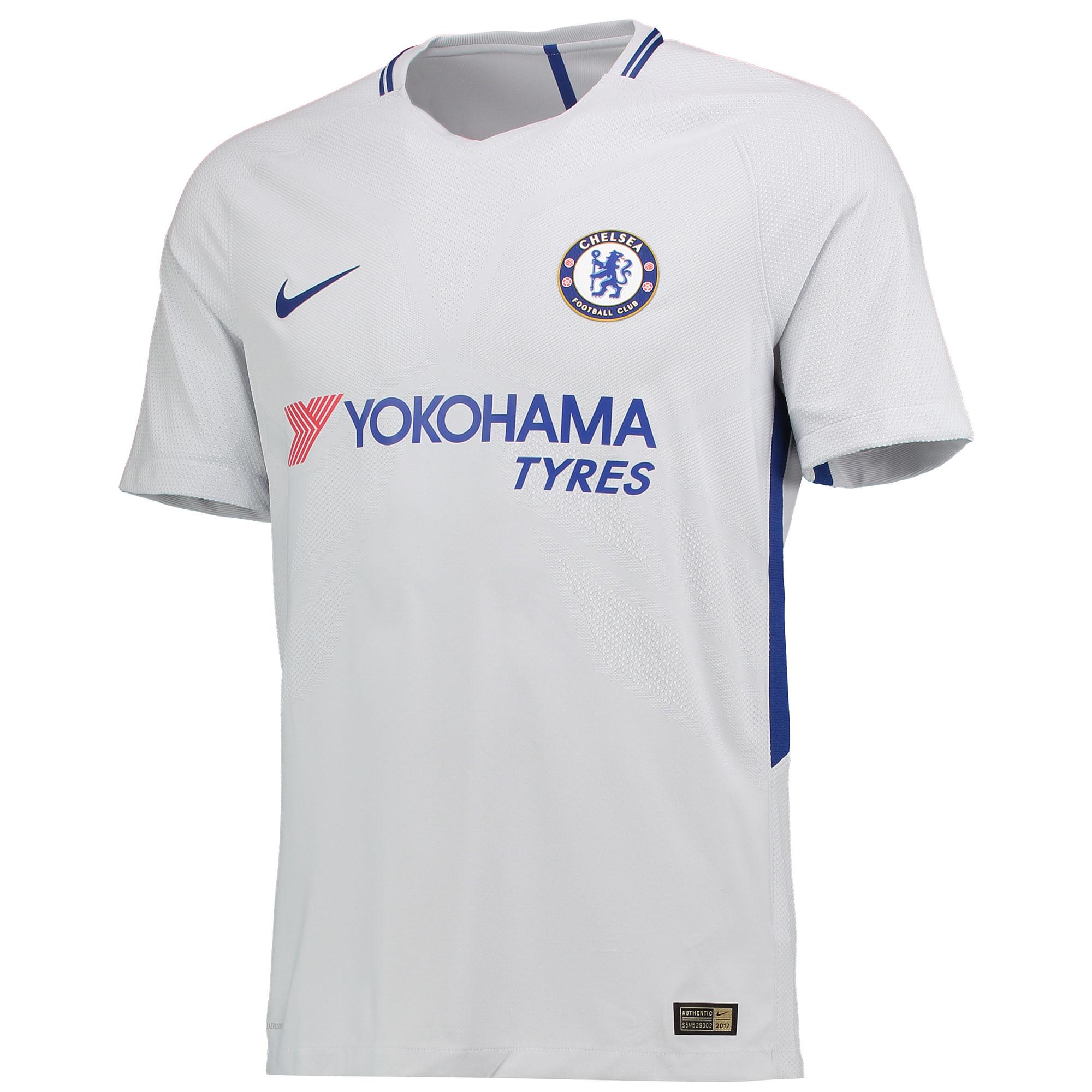 2017 2018 Chelsea Nike Sleeveless Training Shirt (White)